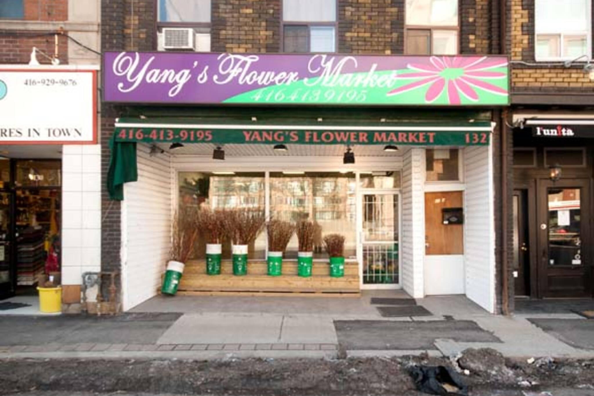 Yang's Flower Market