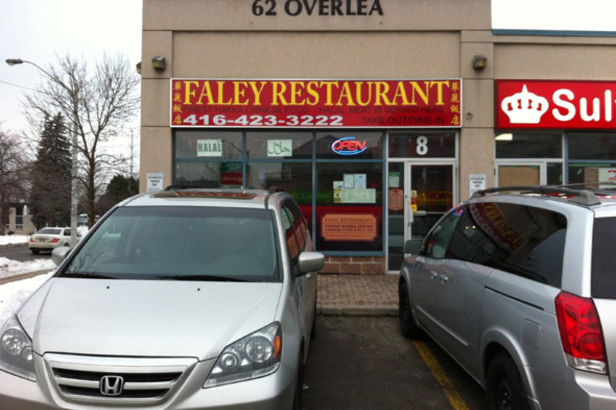 Faley Restaurant Toronto