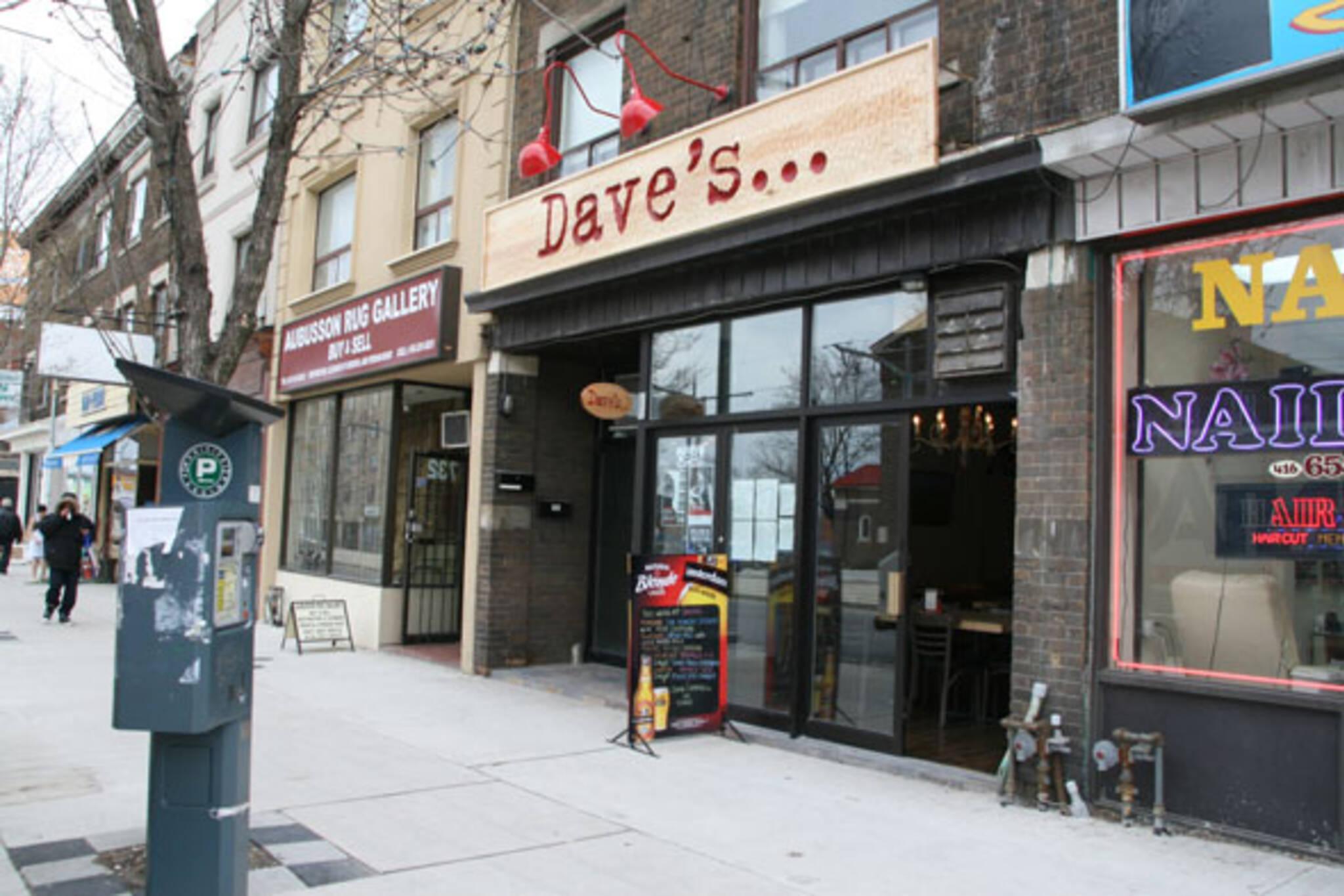 Daves Toronto