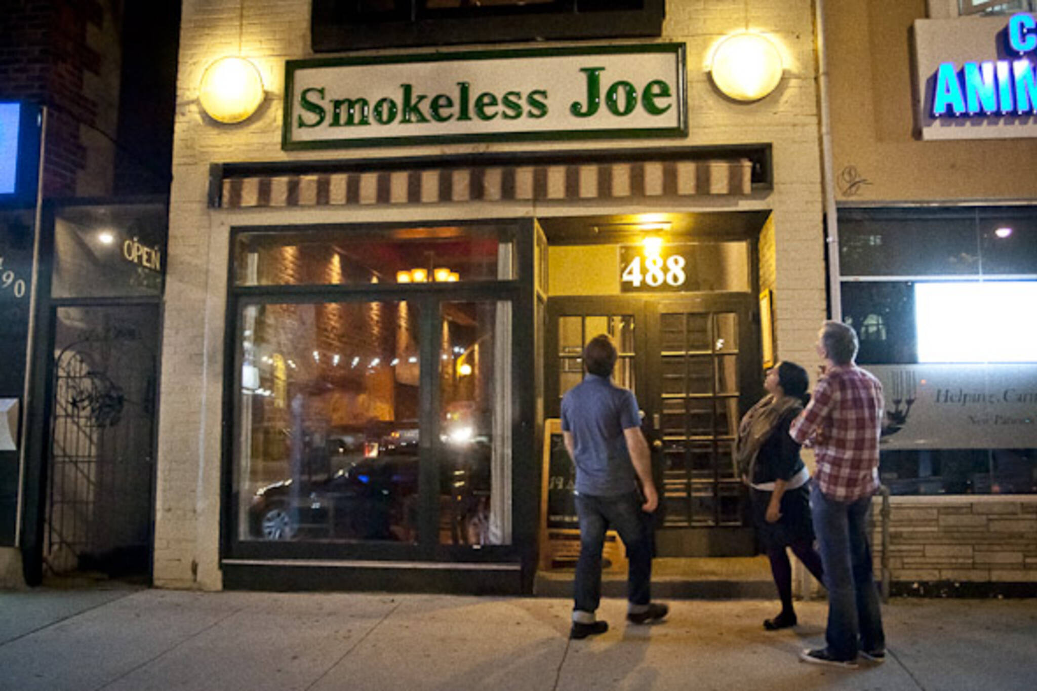 Smokeless Joe Toronto