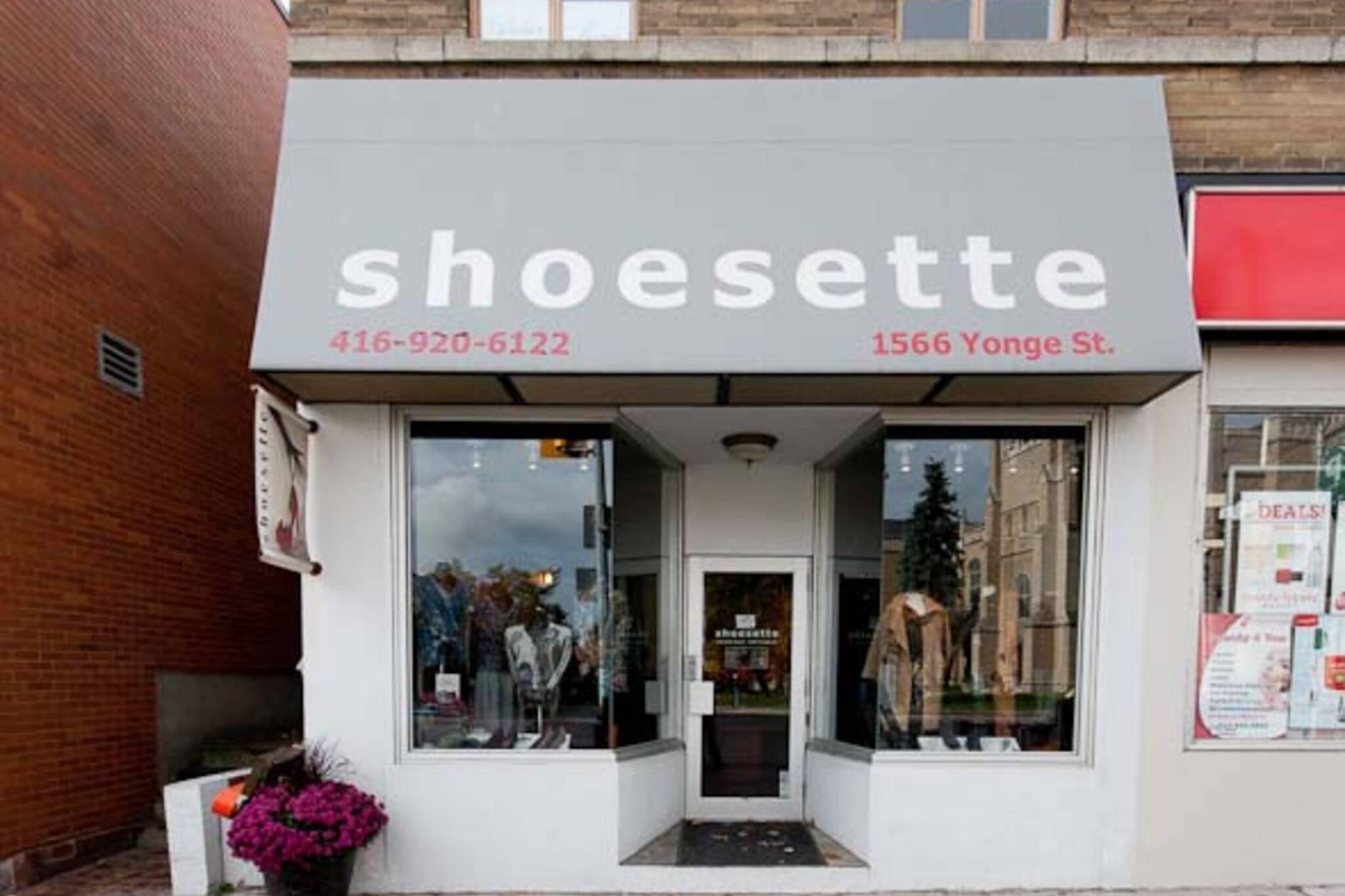 Shoesette Toronto