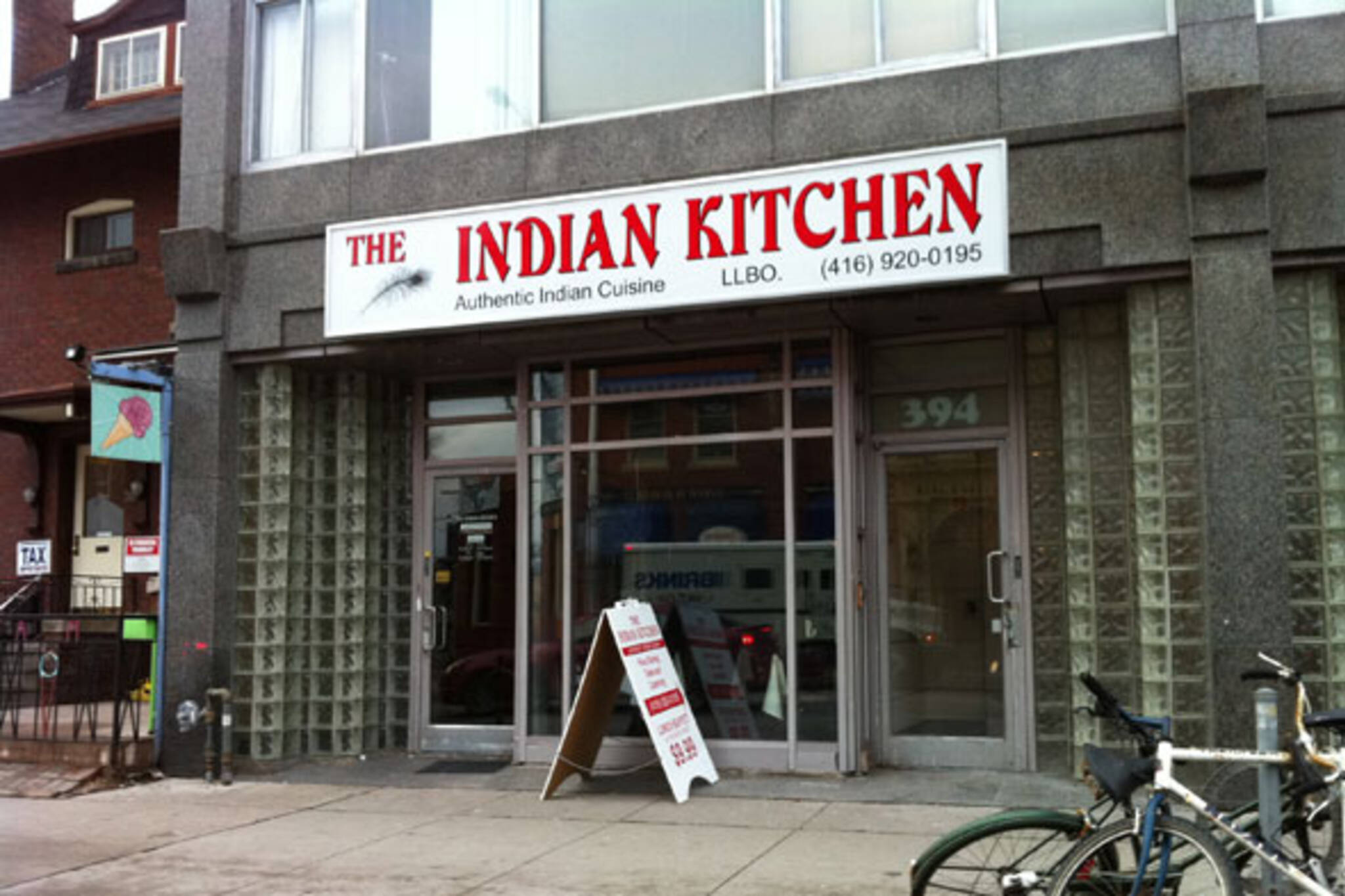 The Indian Kitchen.Indian Kitchen Closed Blogto Toronto