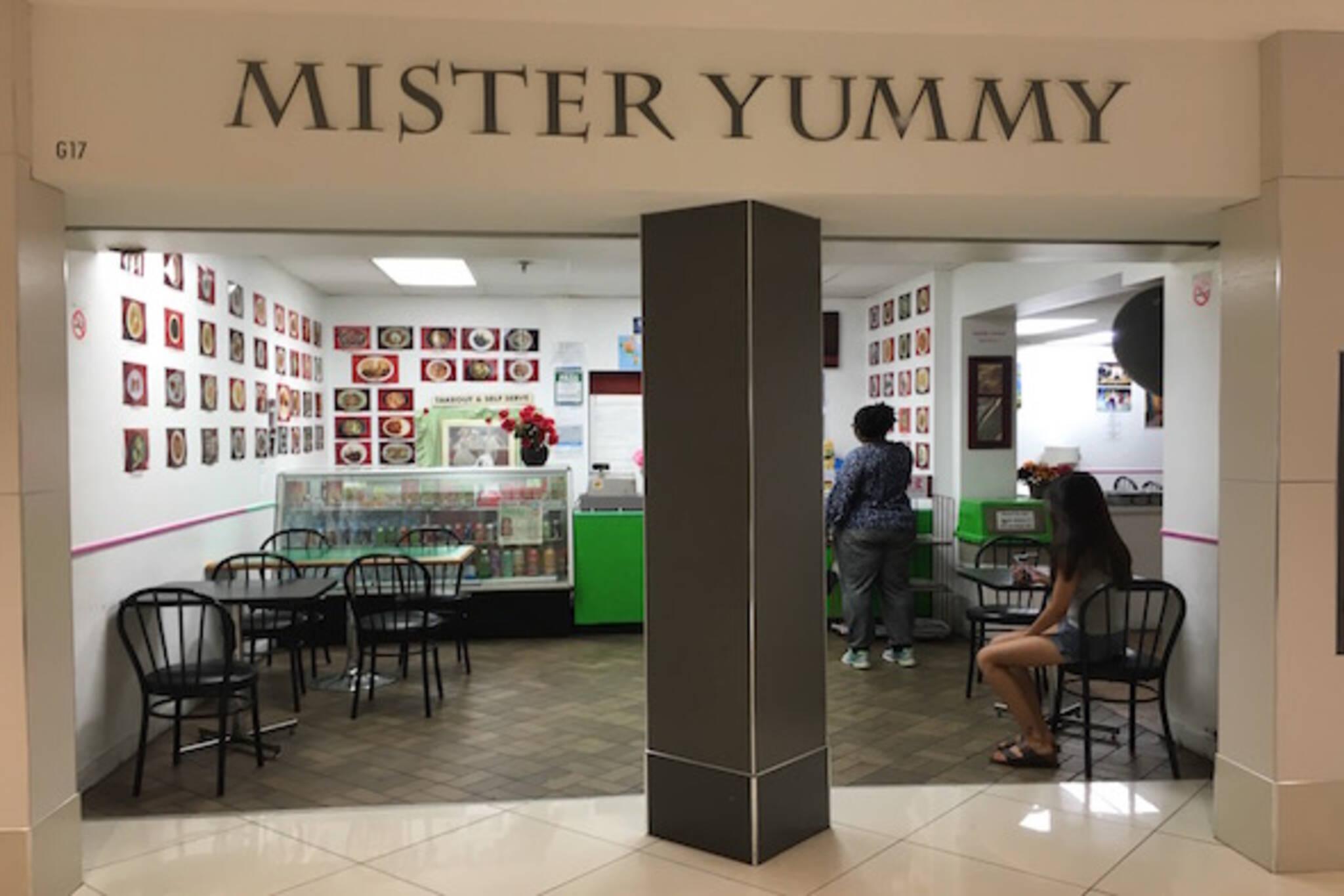 Mister Yummy