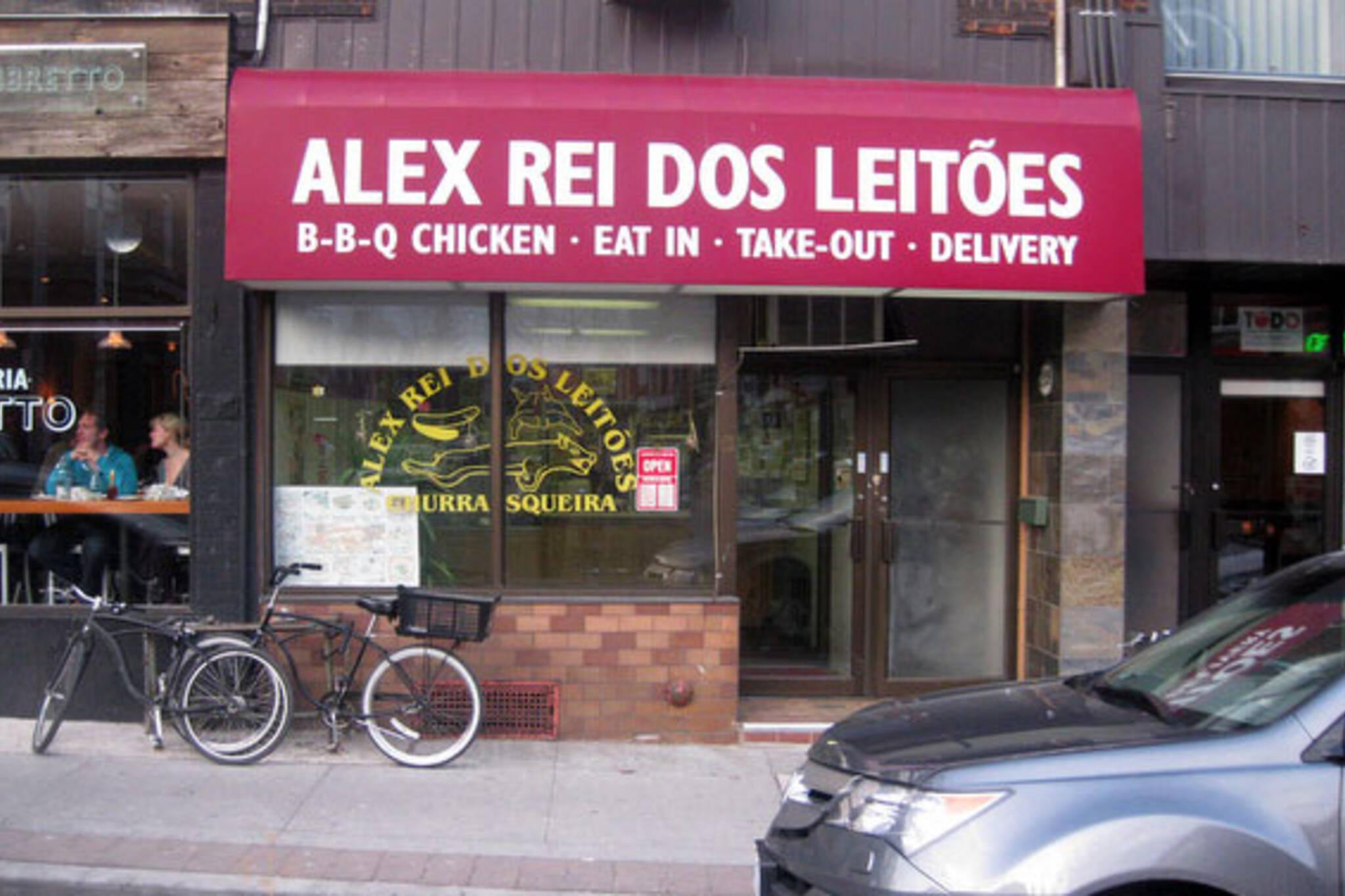 Alex Rei dos Leitoes