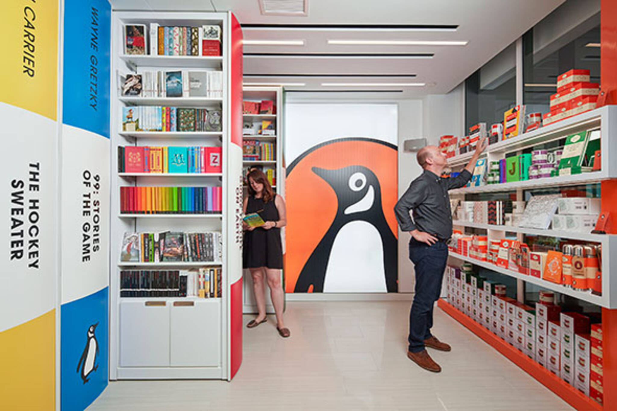 Penguin Shop Toronto