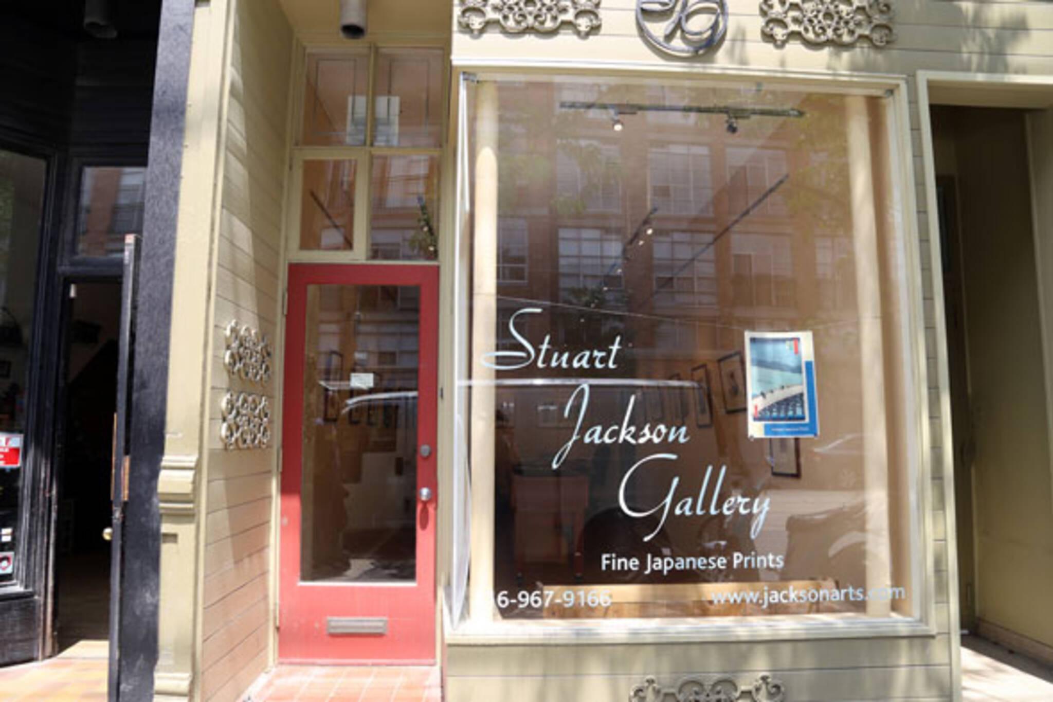 stuart jackson gallery toronto