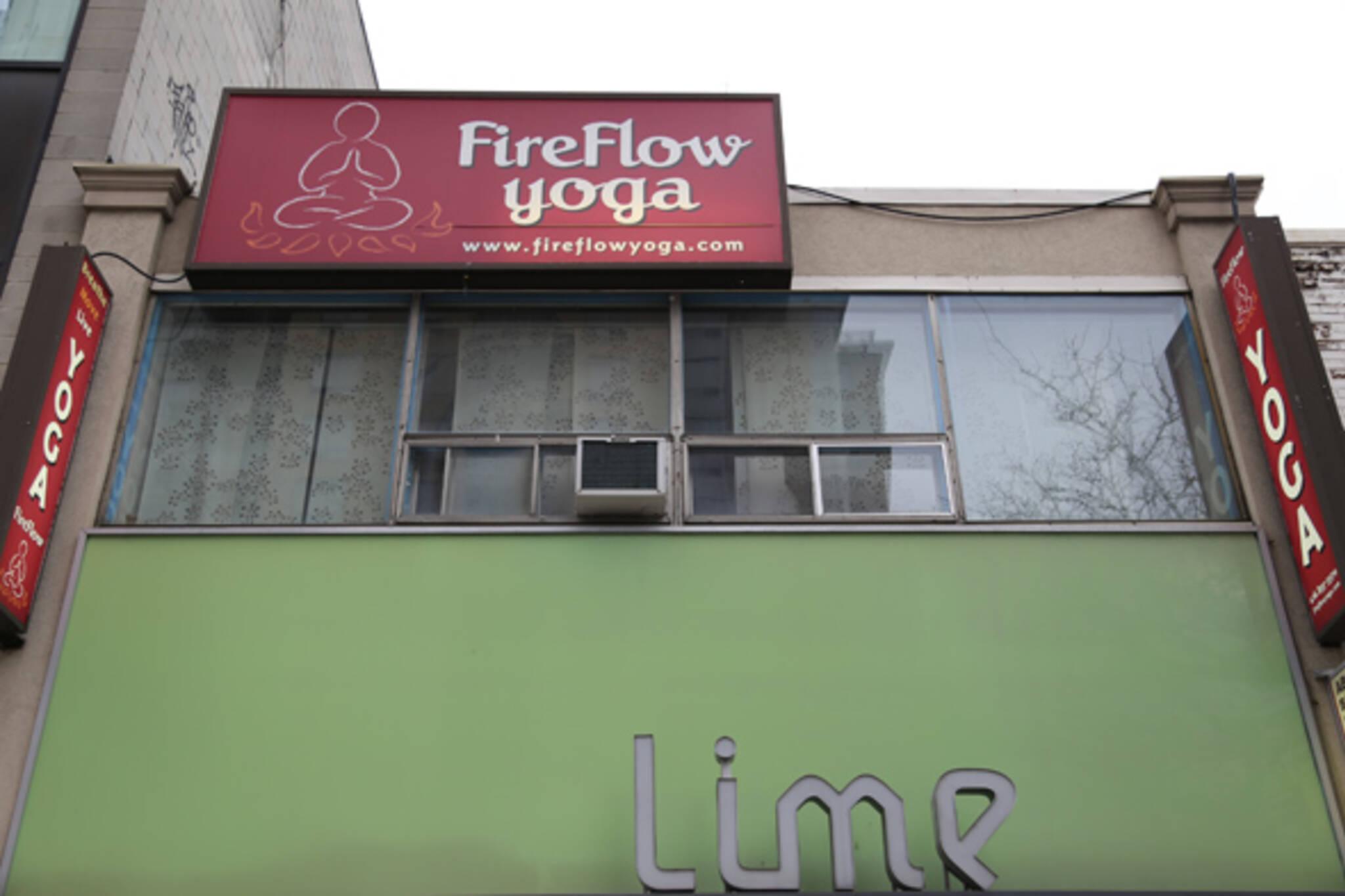 Fireflow Yoga Toronto