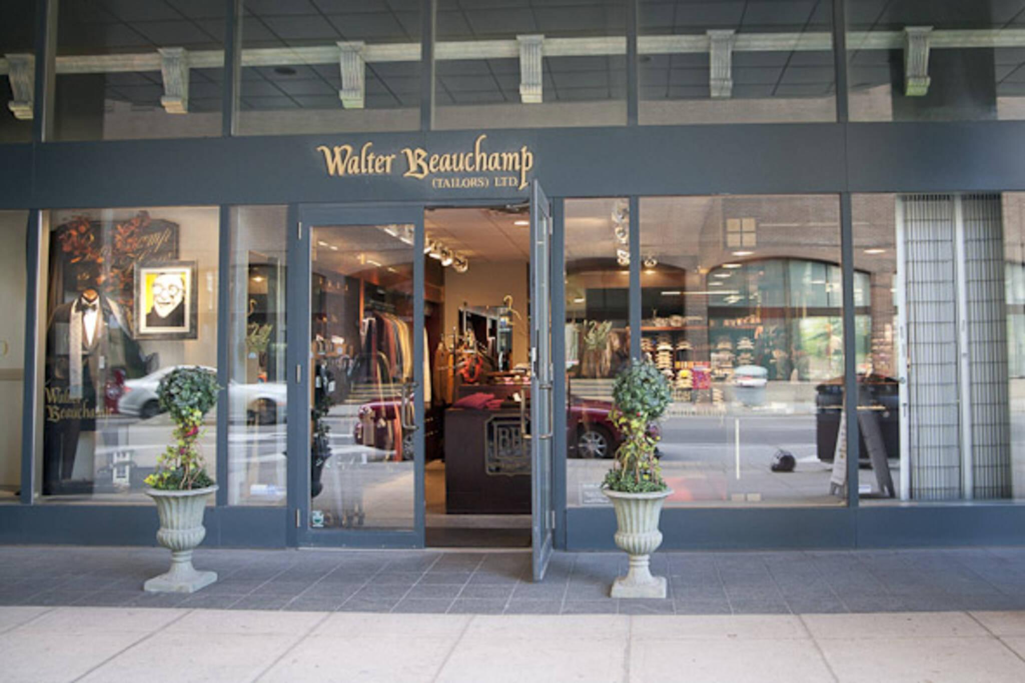 Walter Beauchamp Tailors