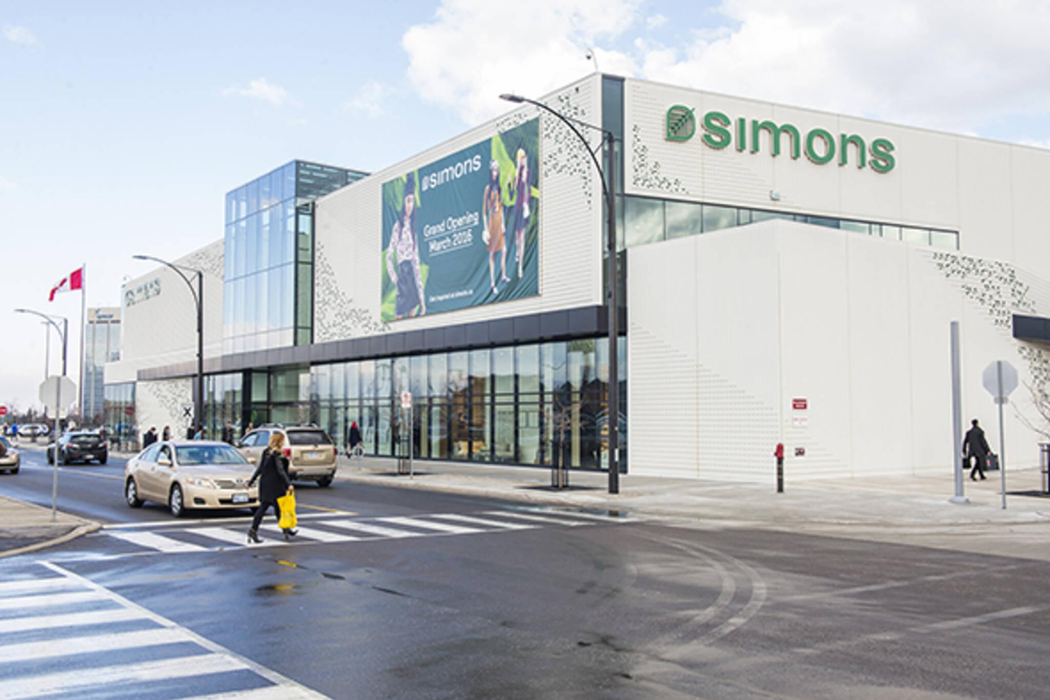 Simons Toronto