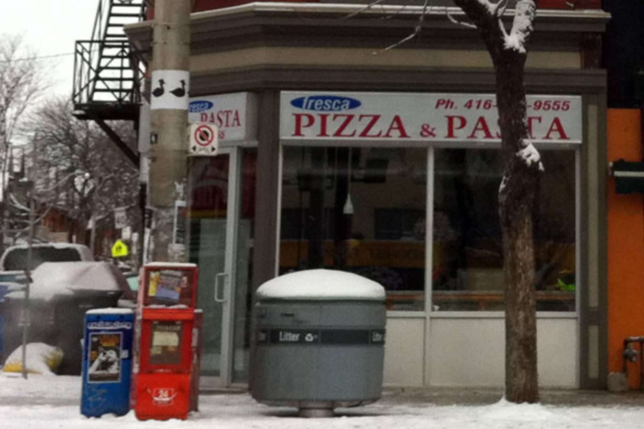Fresca Pizza Toronto