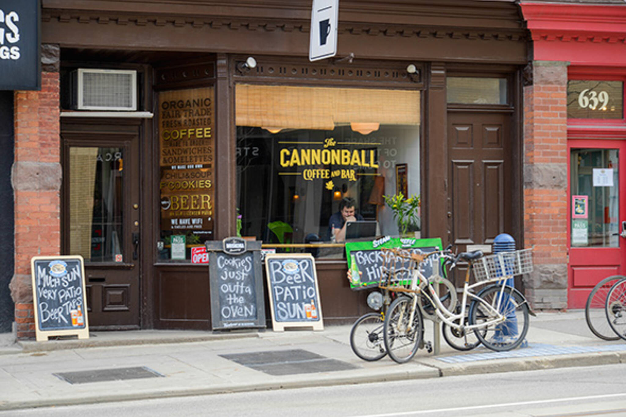 Cannonball Toronto