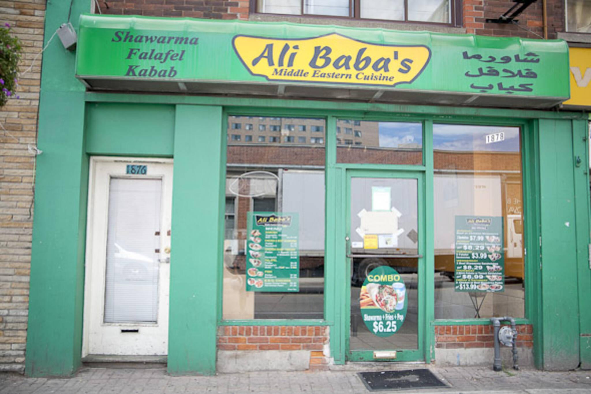 Ali Babas Weston Toronto