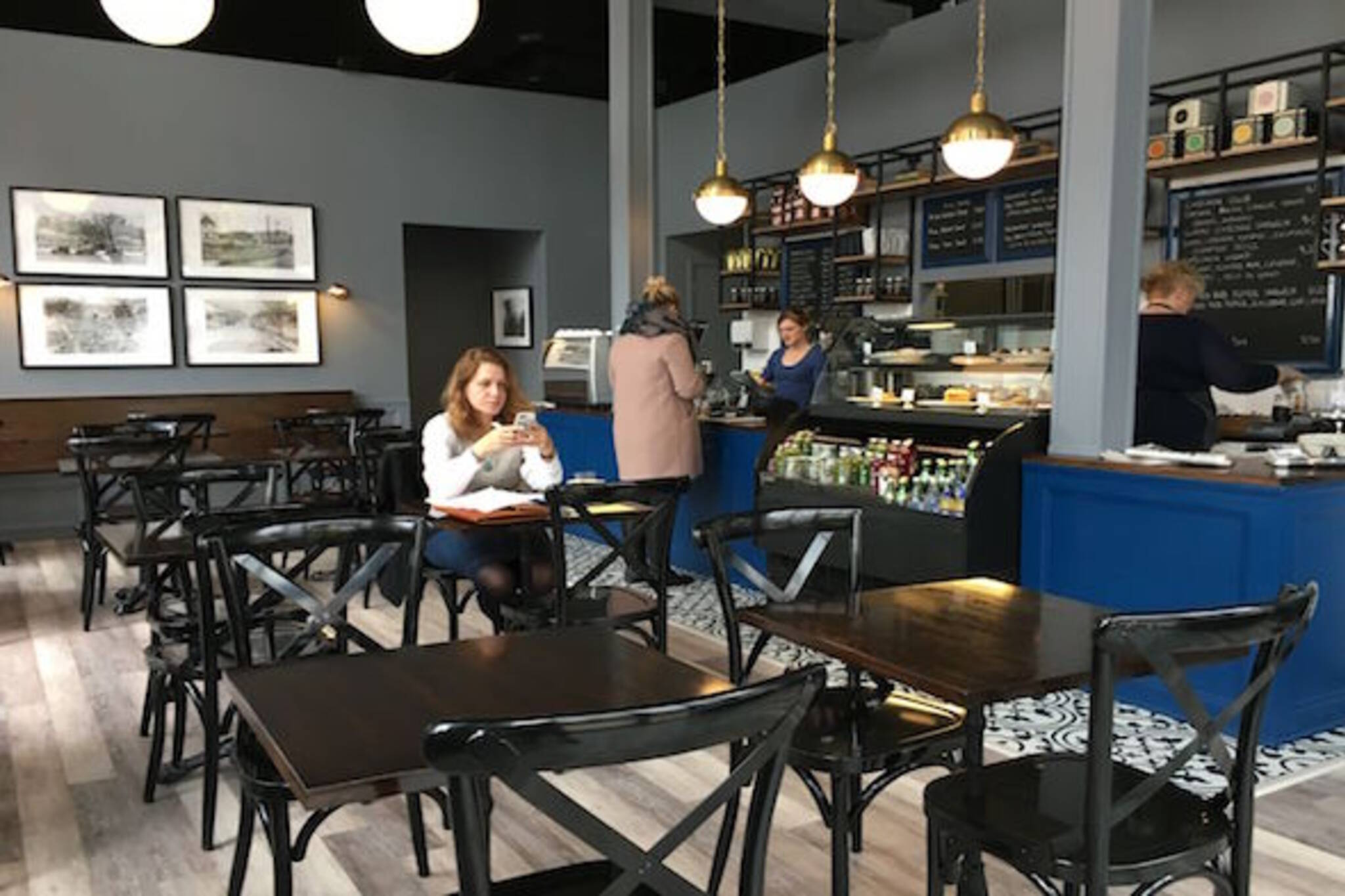 Hannahs Cafe Toronto