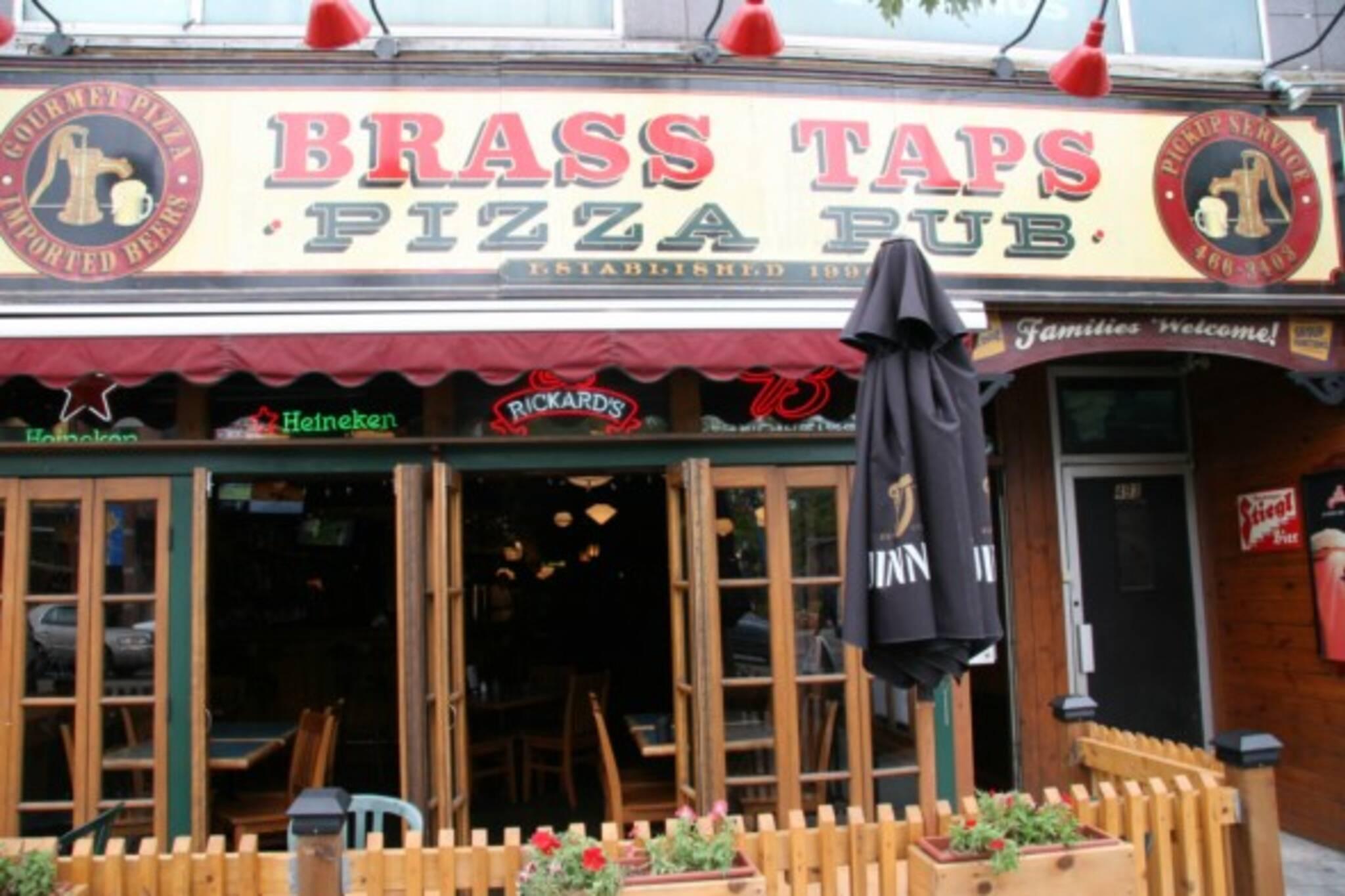 Brass Taps Toronto