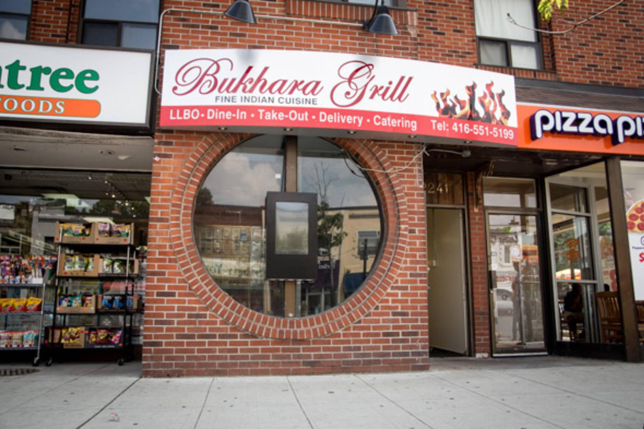 Bukhara Grill Toronto