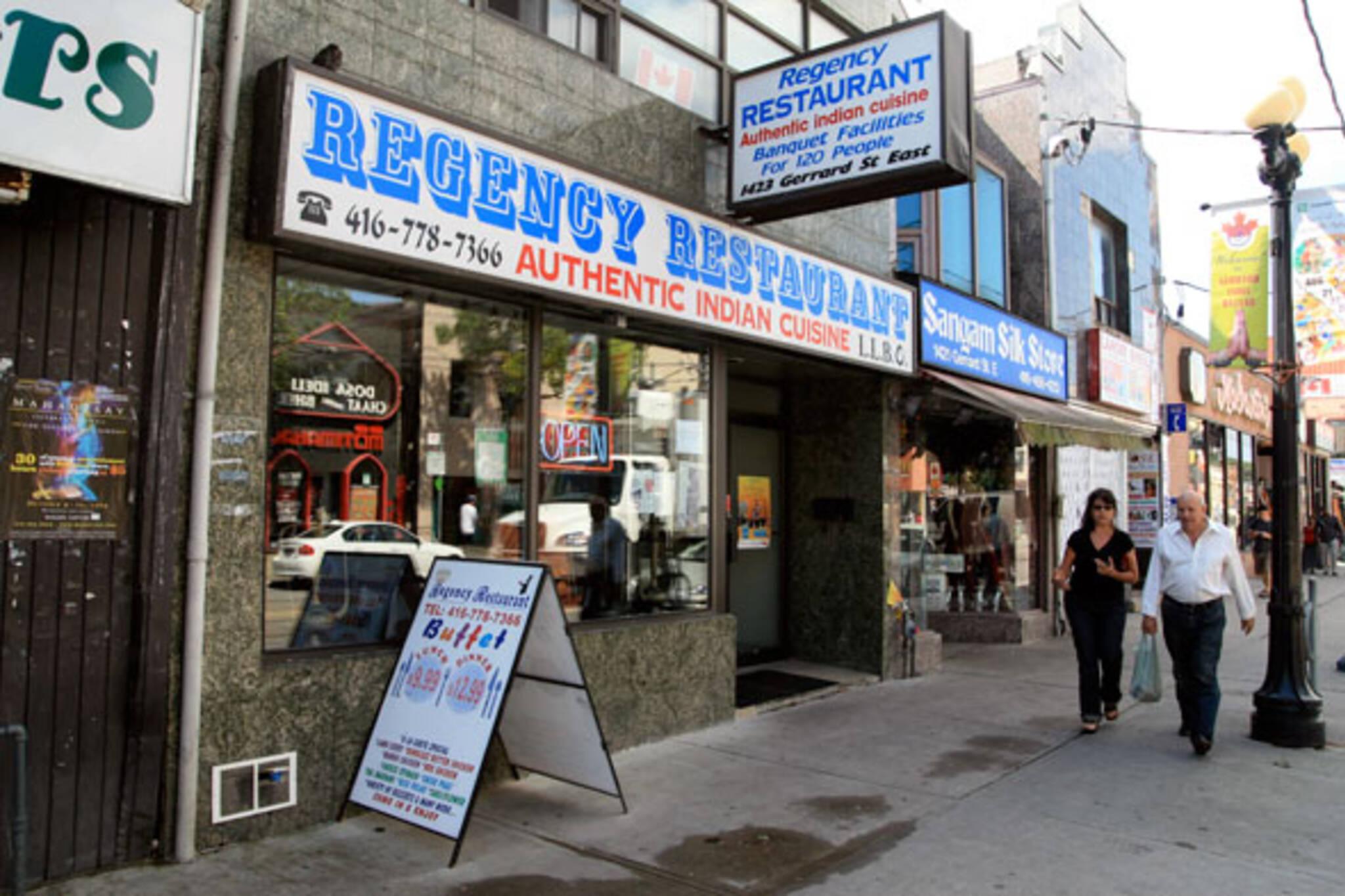 Regency Restaurant Toronto