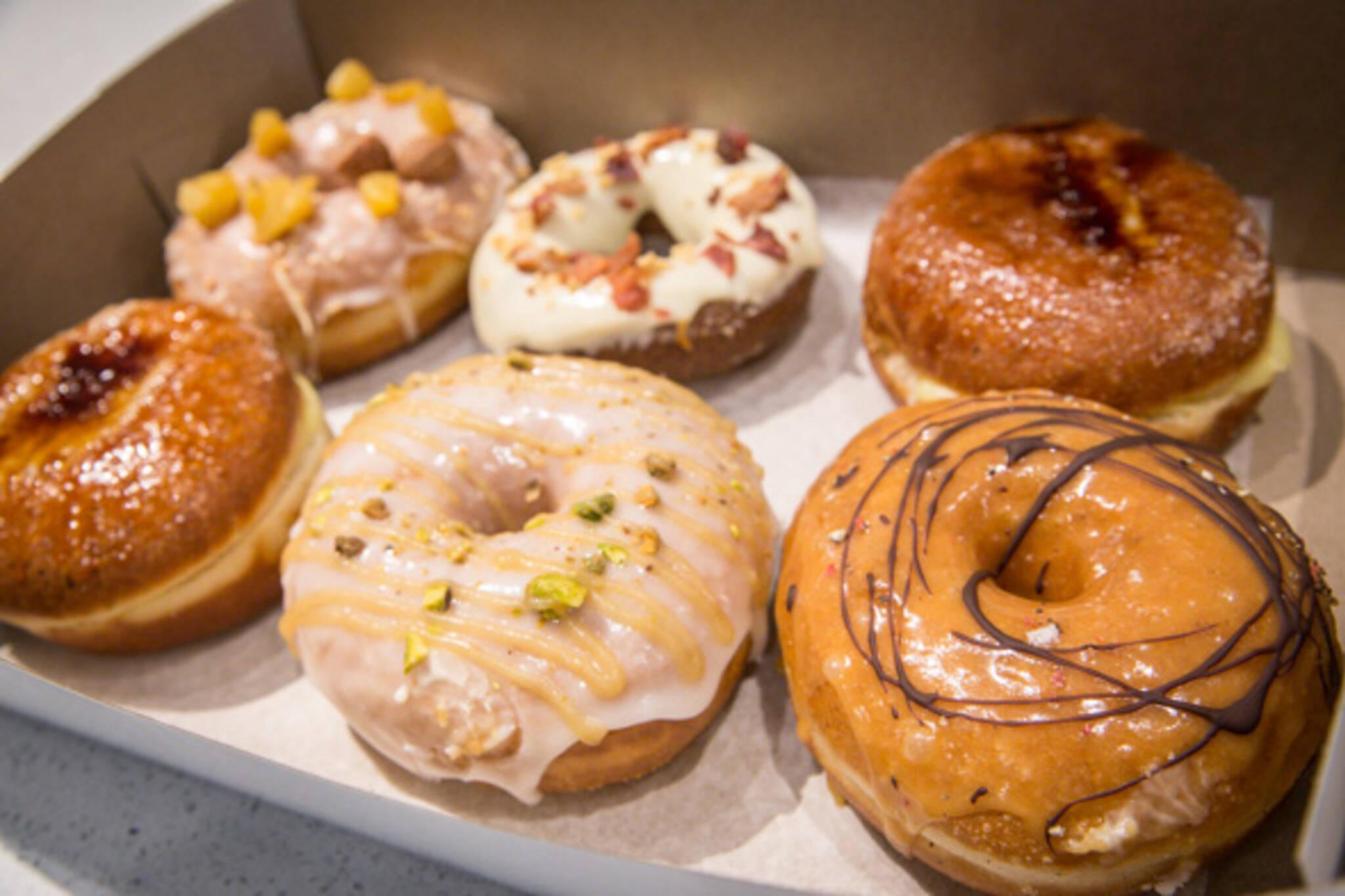 Von Doughnuts Toronto