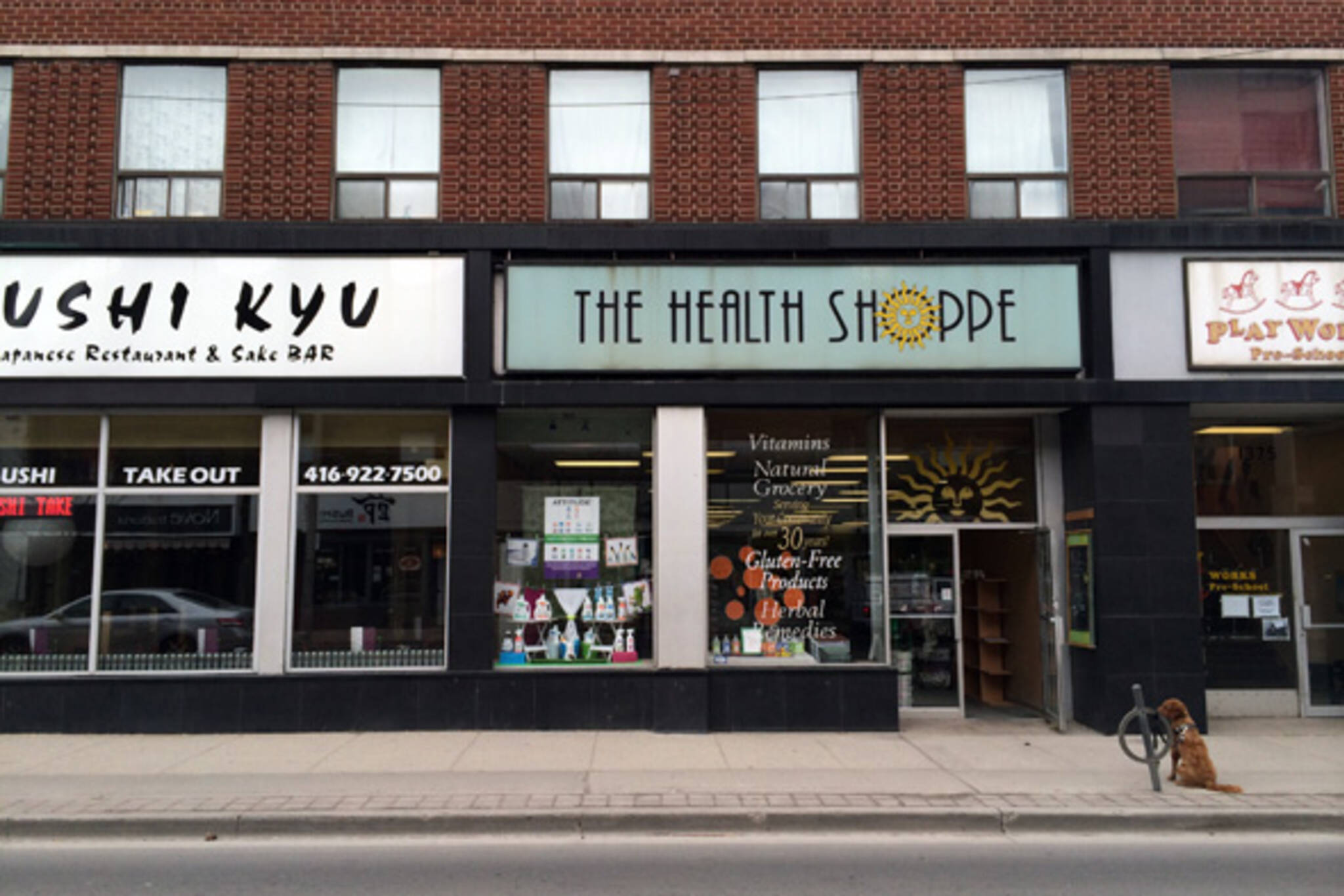 The health shoppe toronto