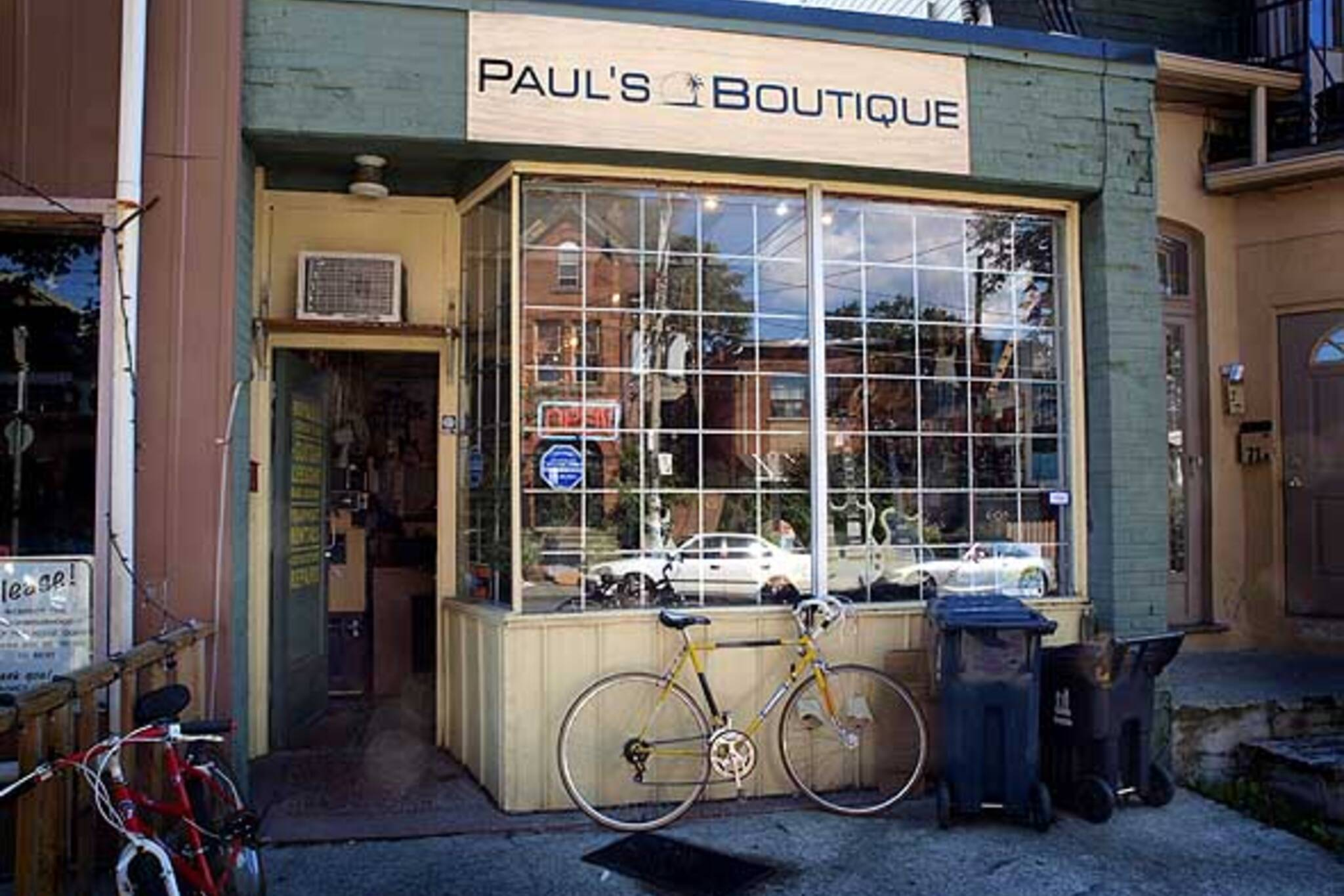 Paul's Boutique Toronto