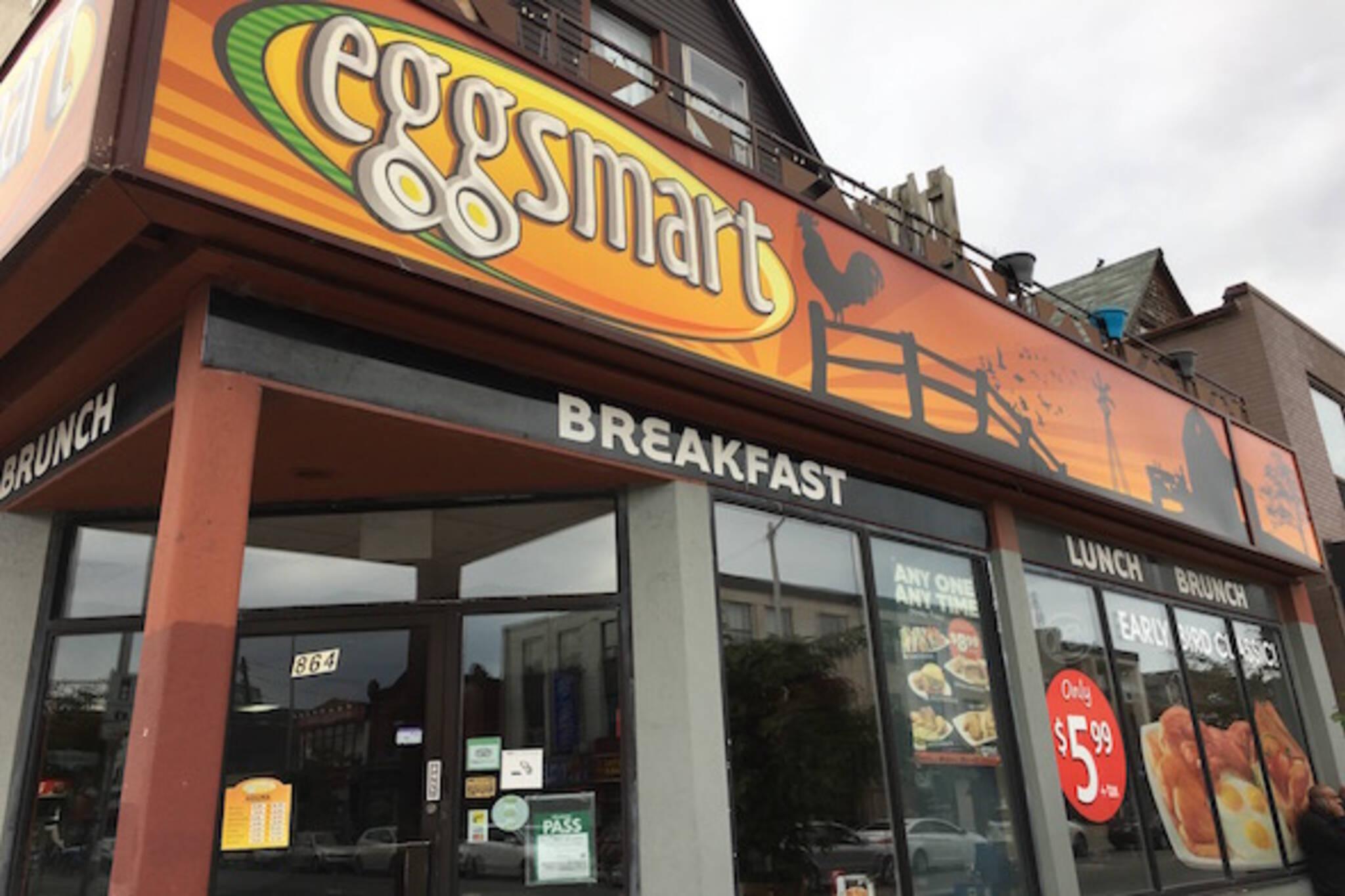 Eggsmart Bloor Toronto