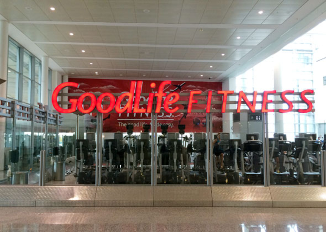 Goodlife Fitness Airport Blogto Toronto