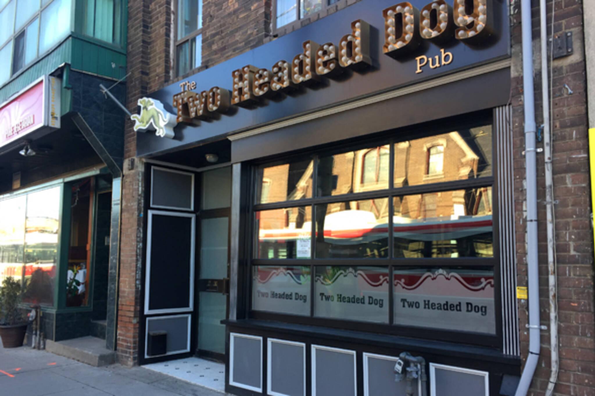 Two Headed Dog Pub