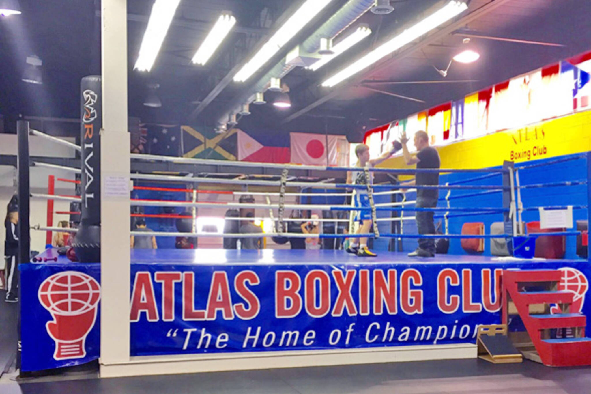 atlas boxing club