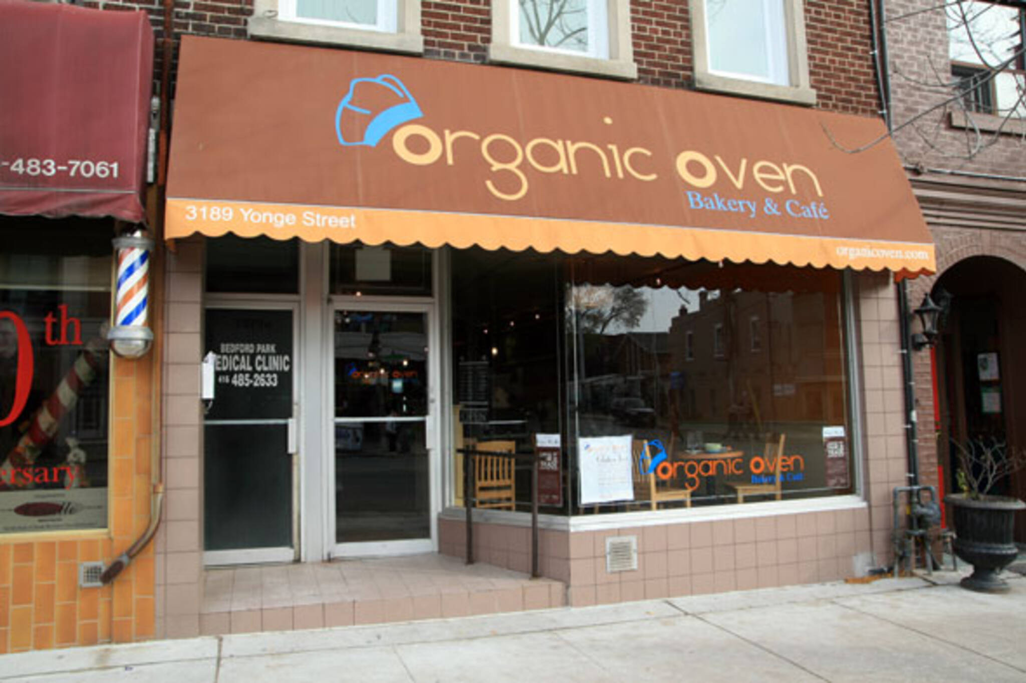 Organic Oven