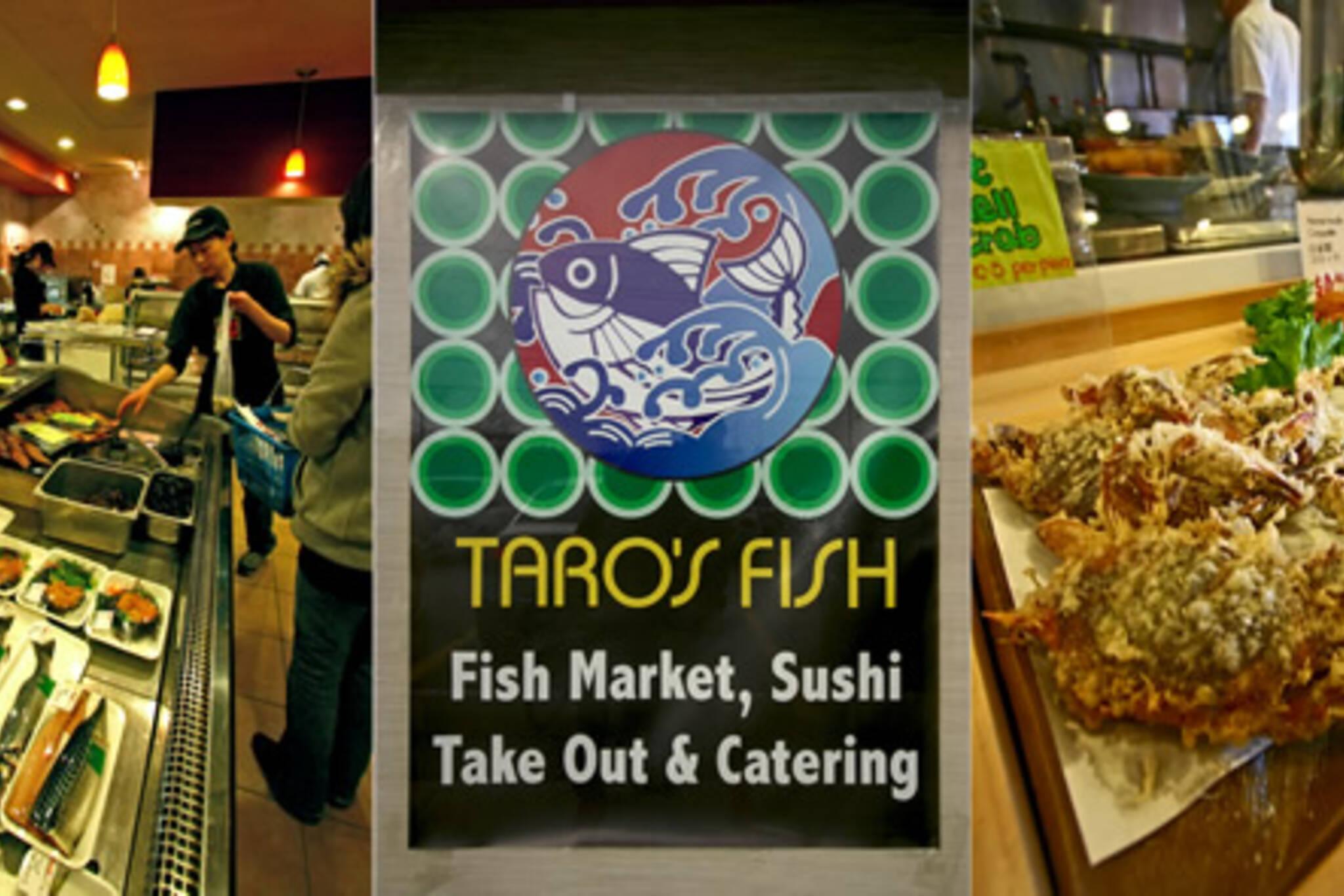 Taros Fish Toronto