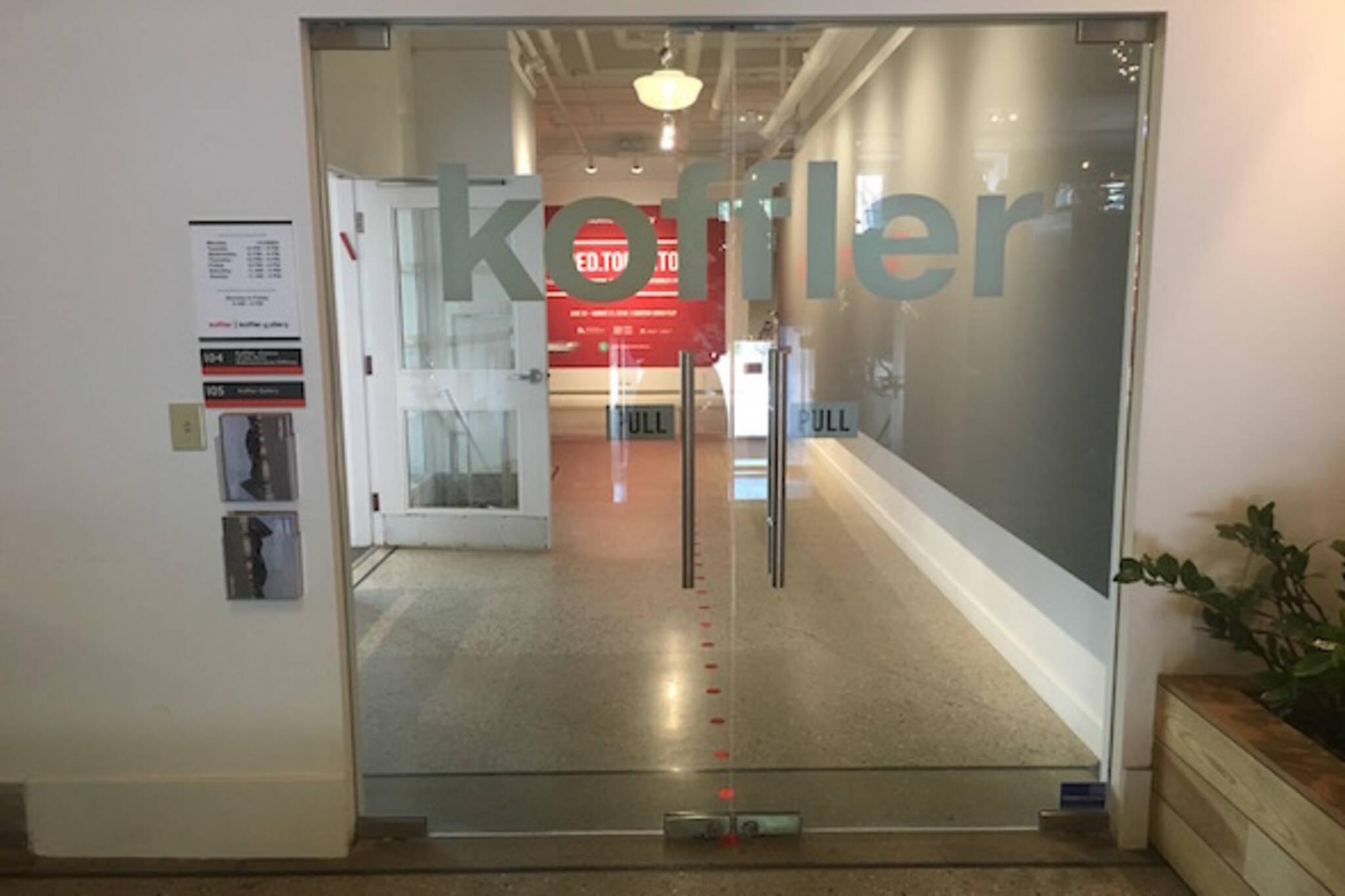 Koffler Gallery Toronto
