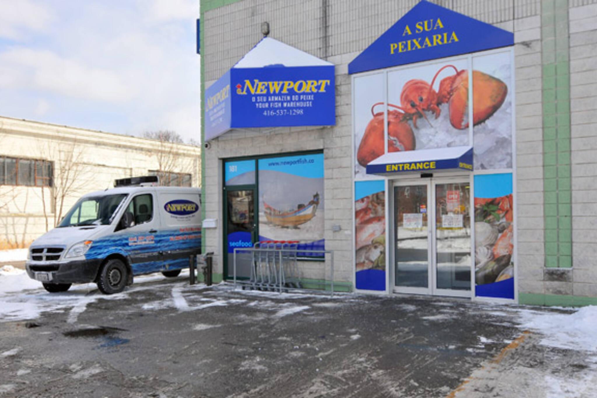 Newport Fish Importers