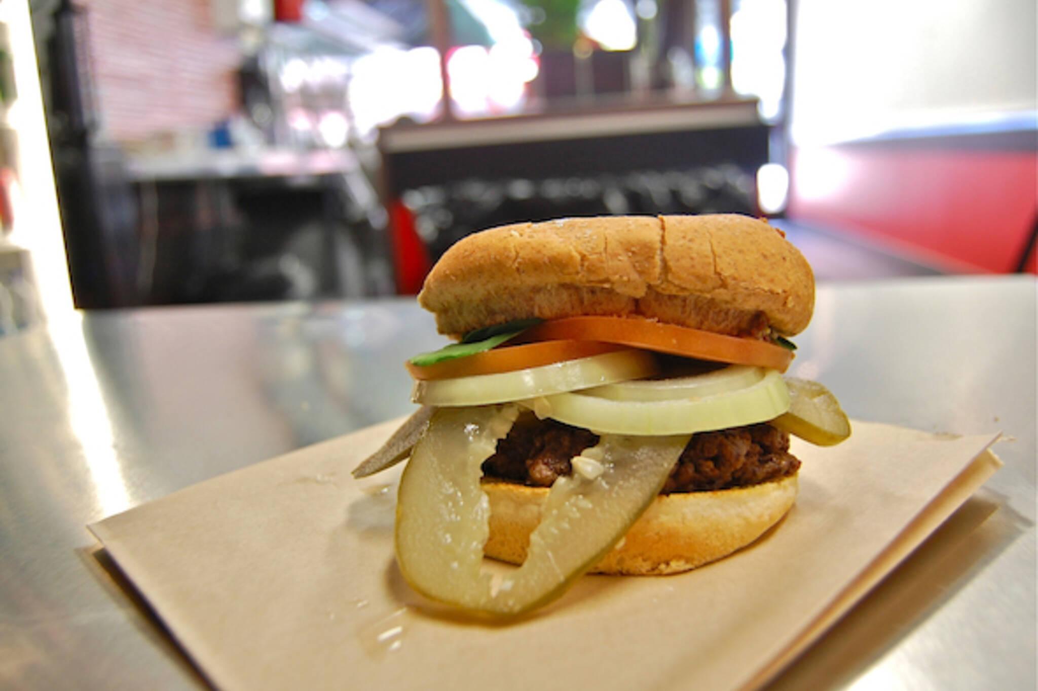 Jacksons Burger Toronto