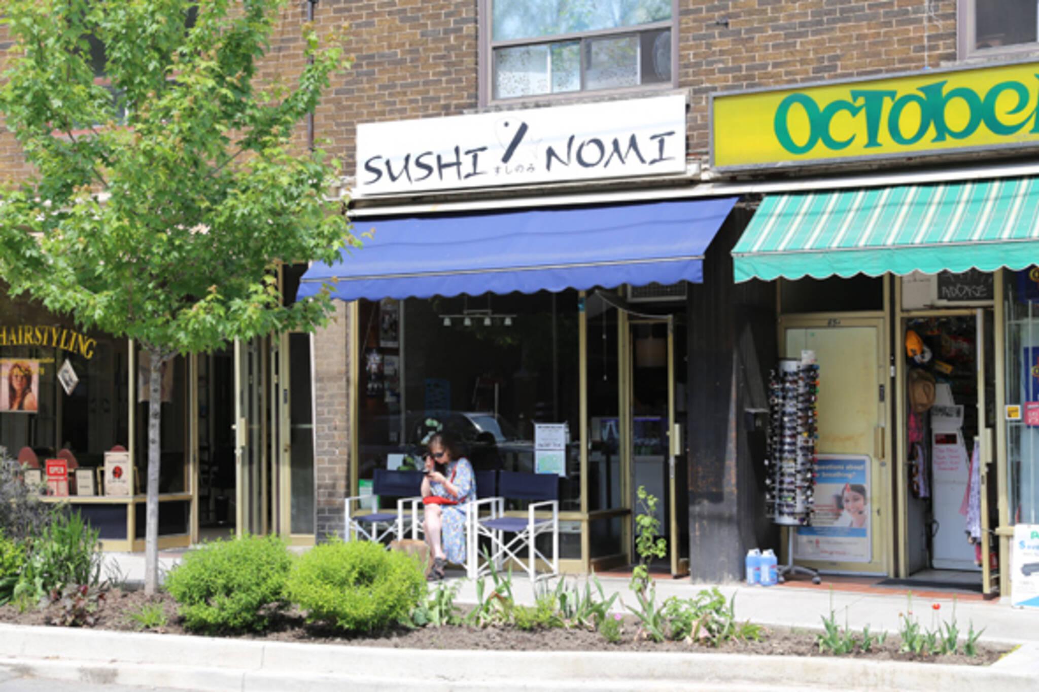 Sushi Nomi Toronto