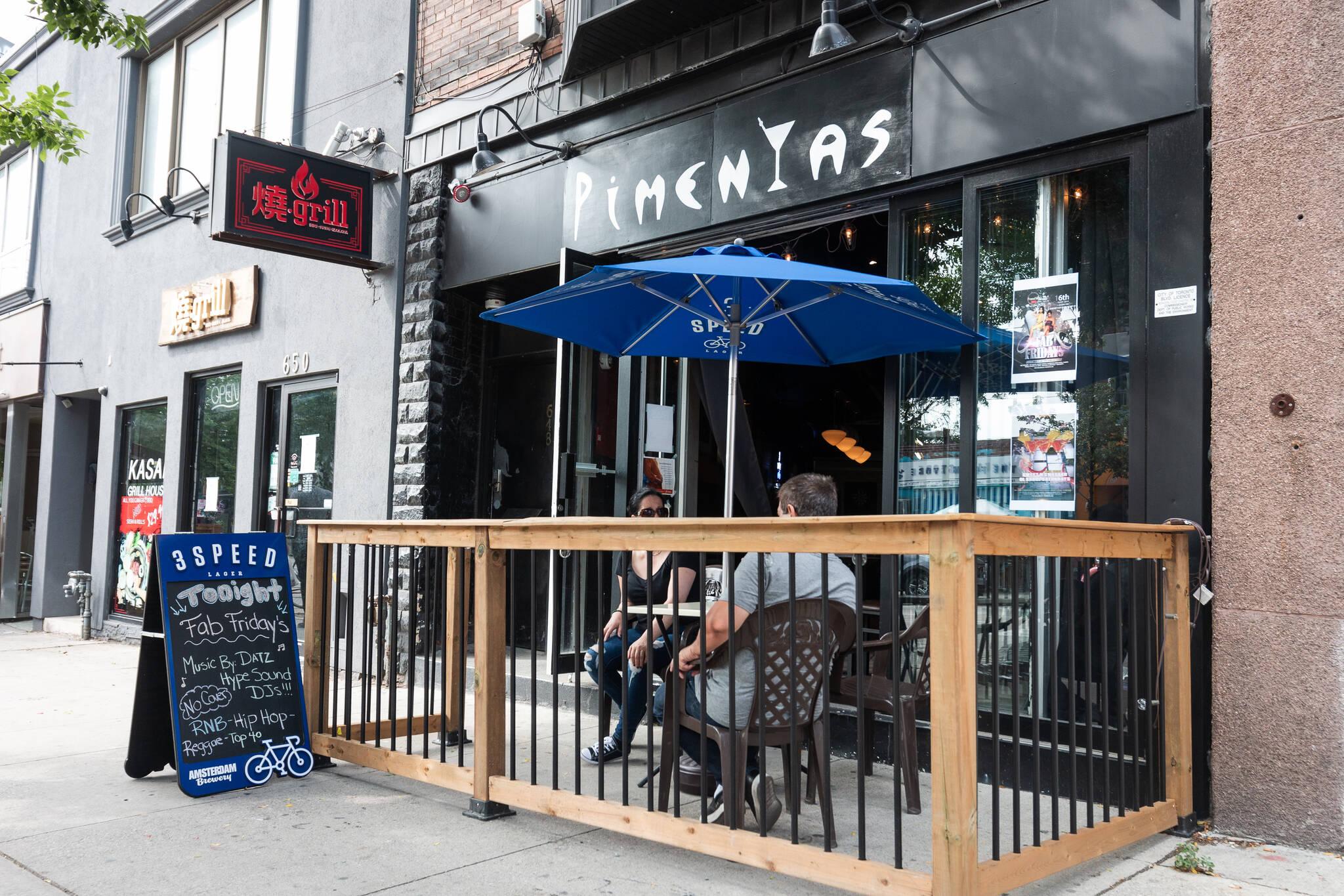 Pimentas Grill Toronto