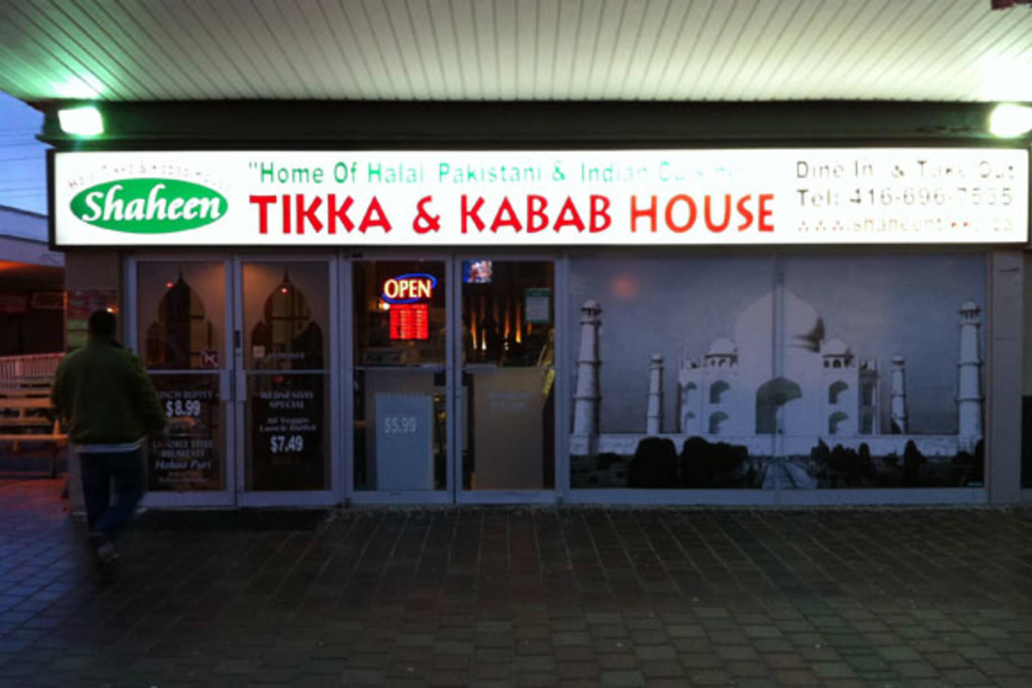Shaheen Tikka & Kabab House