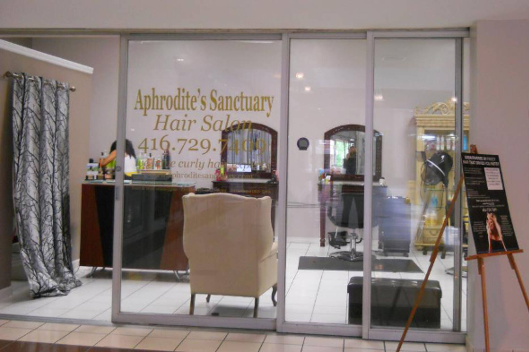 aphrodites hair sanctuary toronto