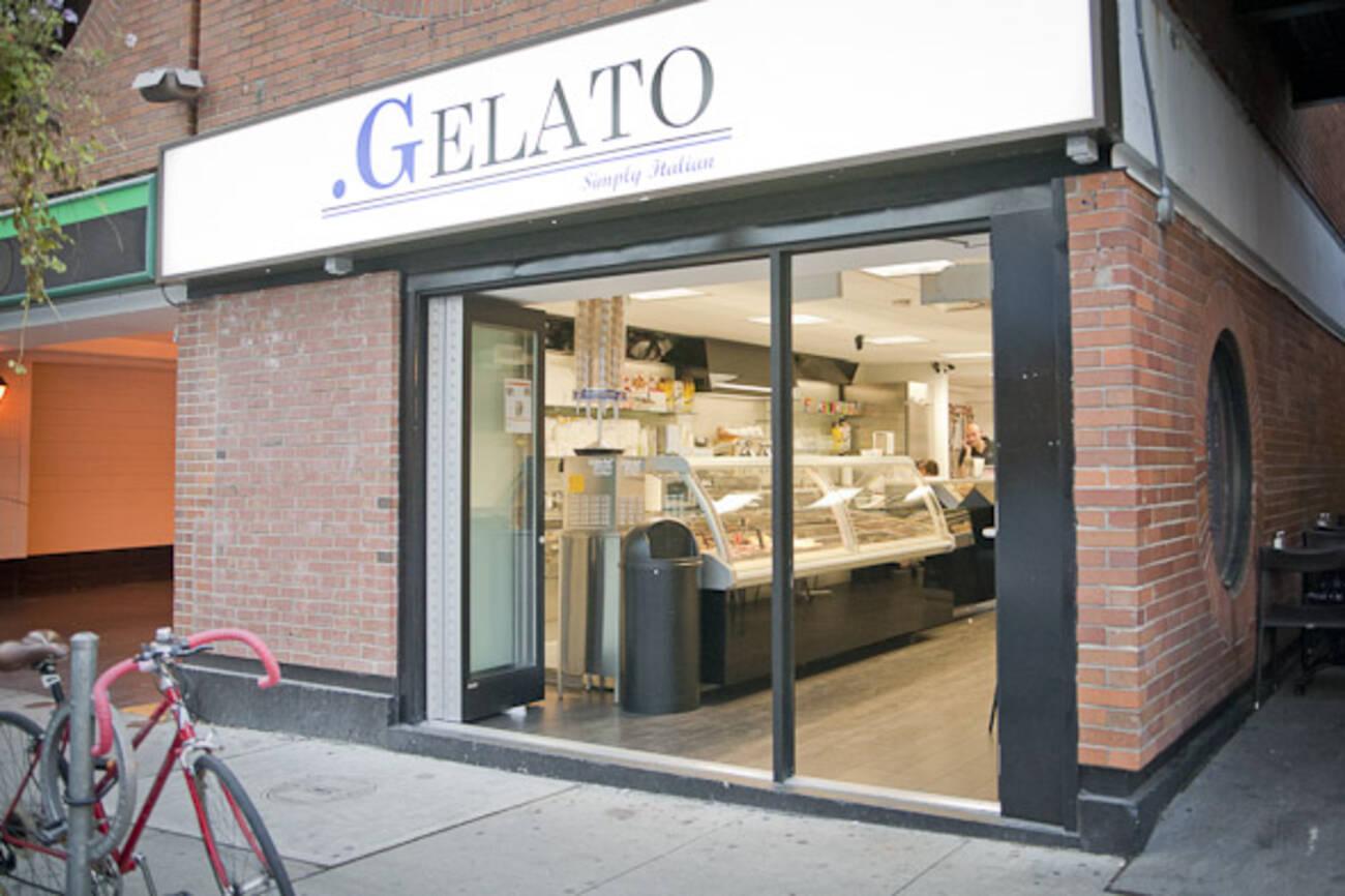 Gelato Simply Italian Yorkville Blogto Toronto