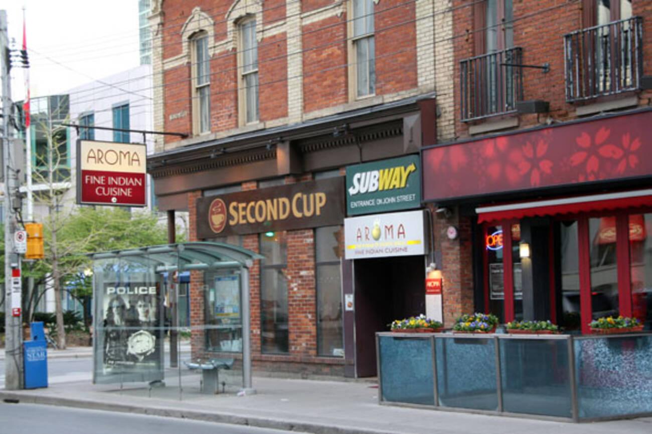 Aroma Indian Cuisine Blogto Toronto