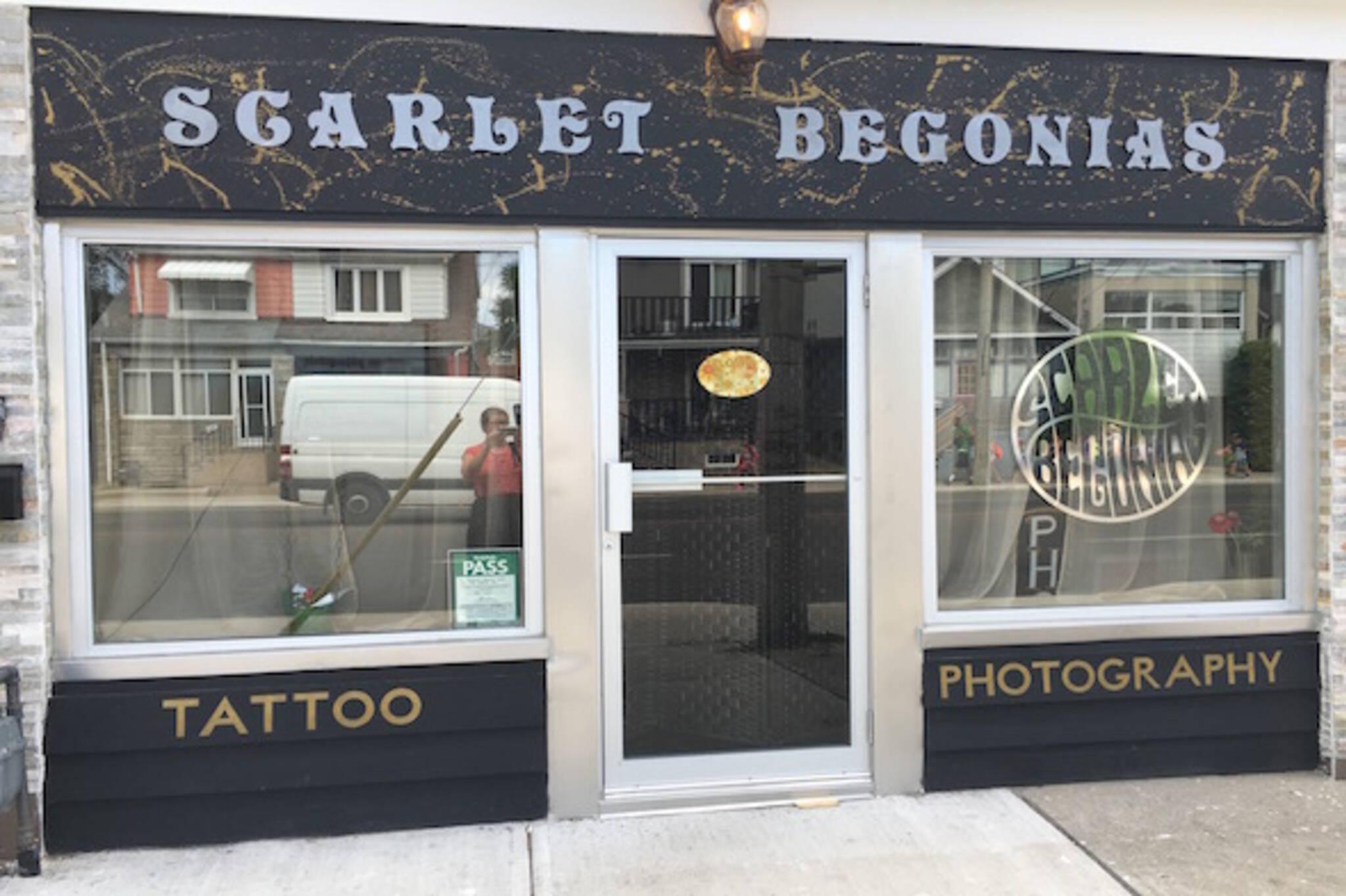Scarlet Begonias Studio Toronto