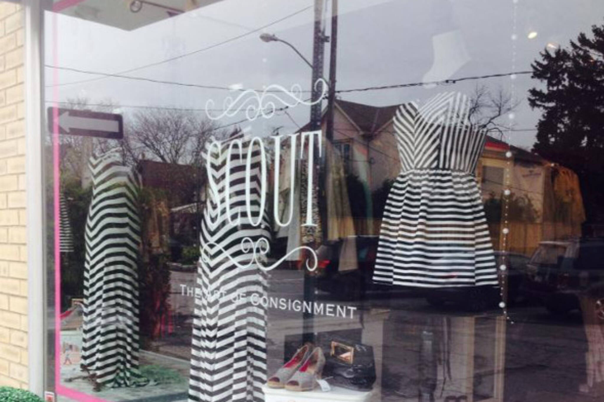 Clothing consignment stores toronto