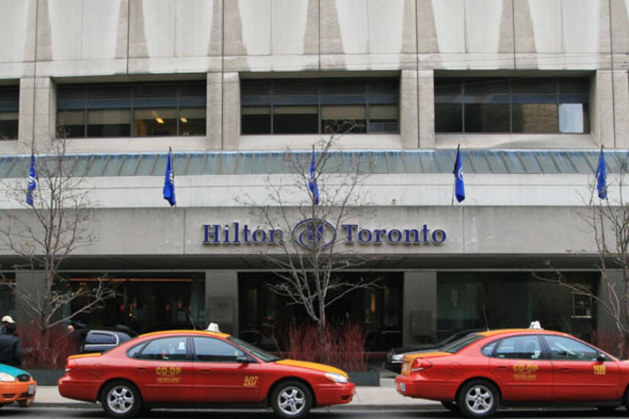 Hilton Hotel Toronto
