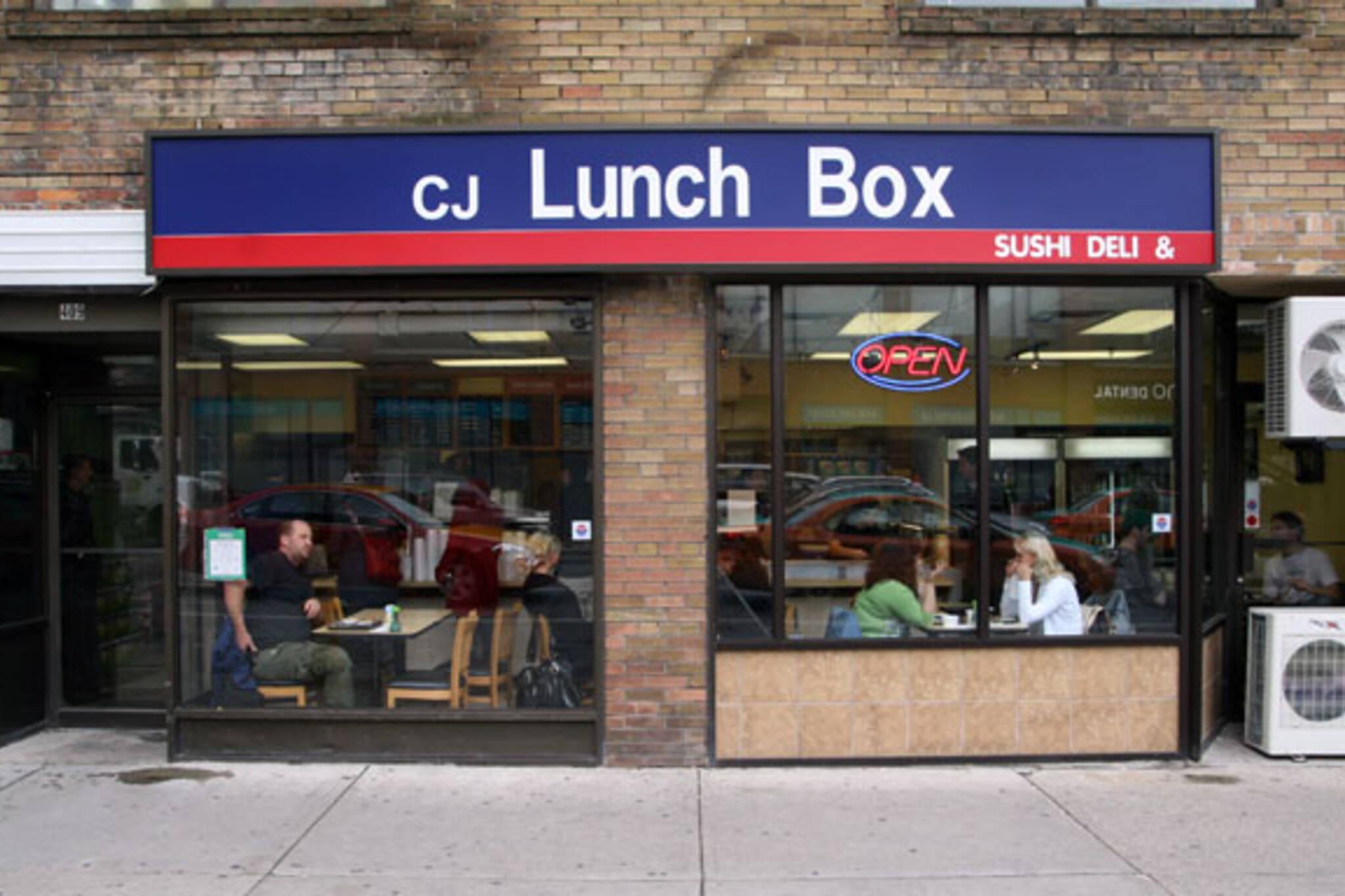 CJ Lunch Box
