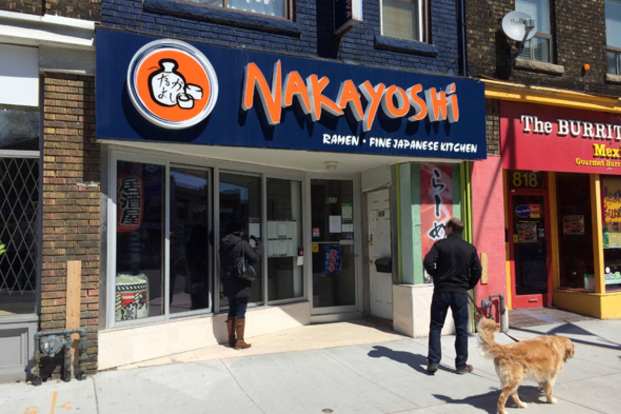 Nakayoshi Toronto