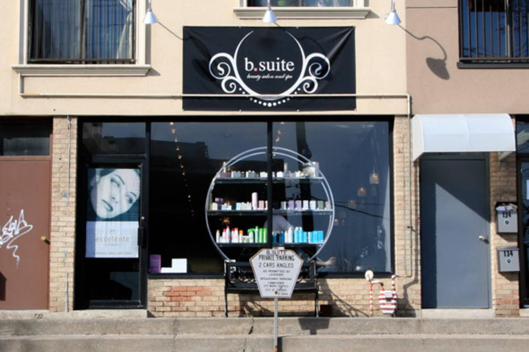 B Suite Salon Toronto