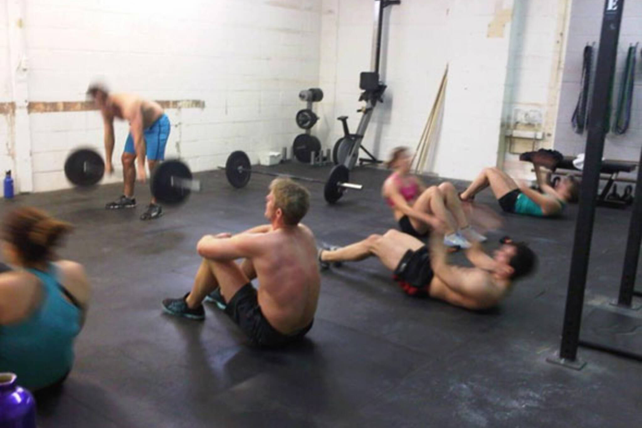 auxiliary crossfit toronto