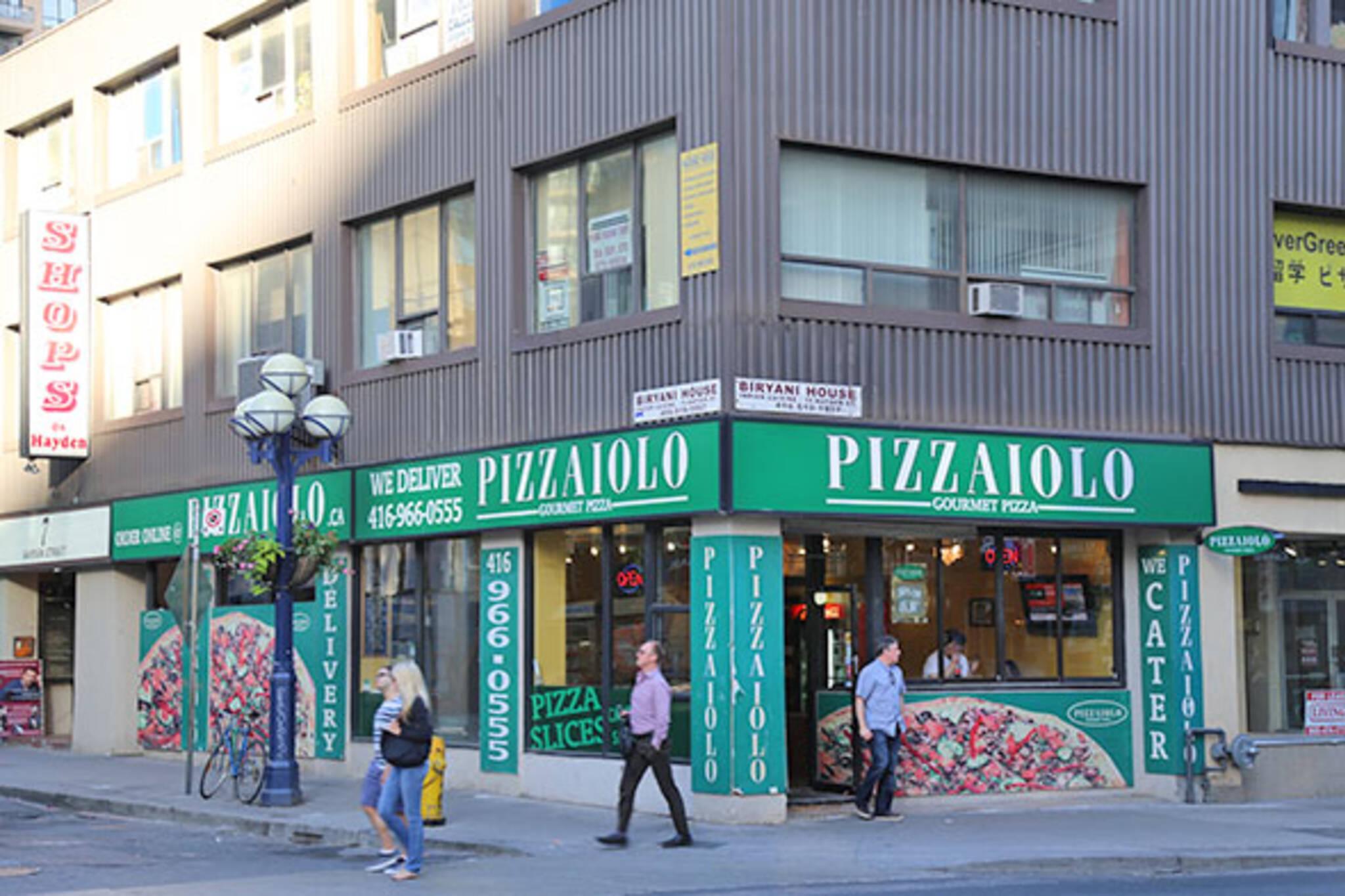 Pizzaolo Hayden
