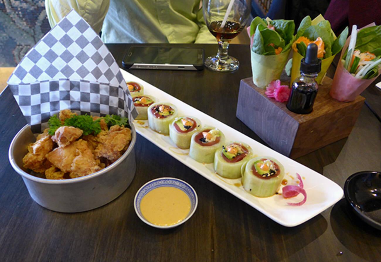 Kabuki Sushi Lounge - blogTO - Toronto
