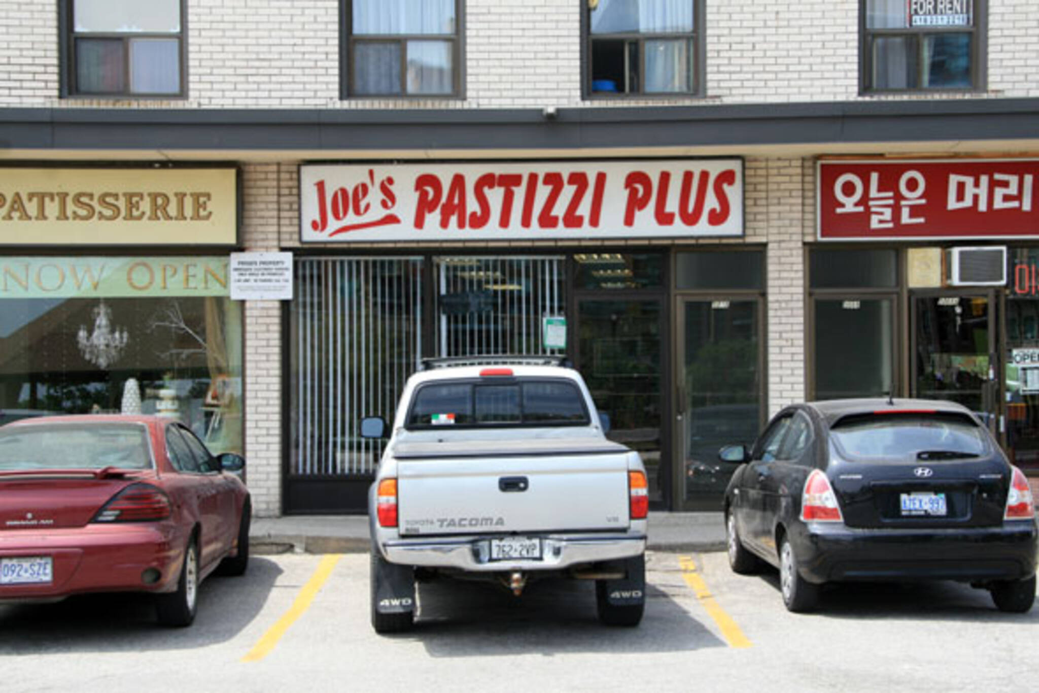 Joe's Pastizzi Plus