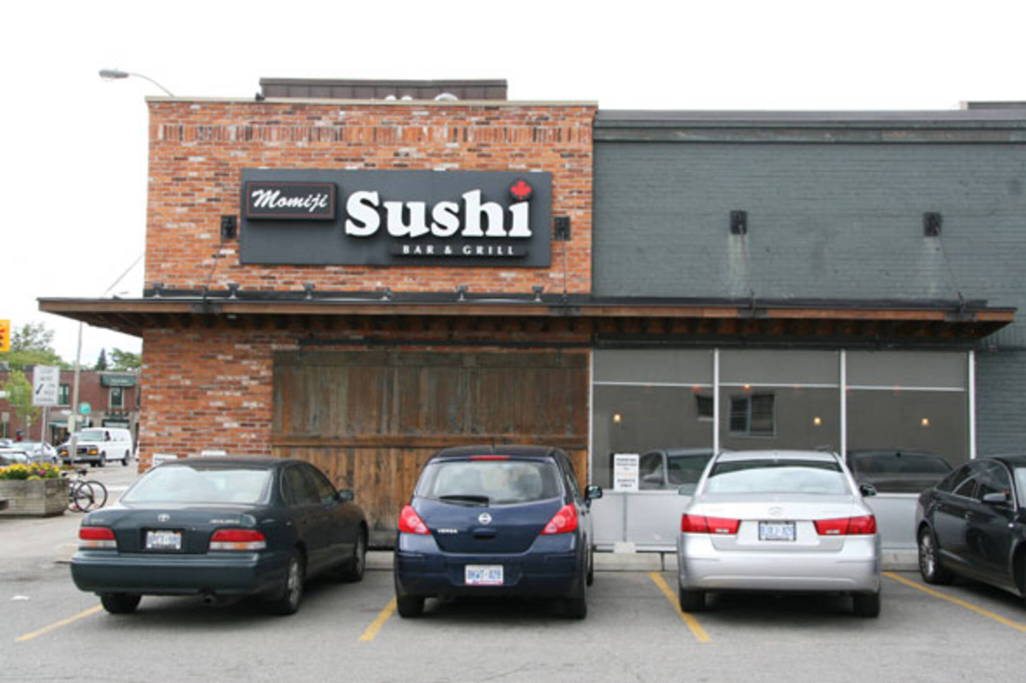 Momiji Sushi Kingsway Toronto
