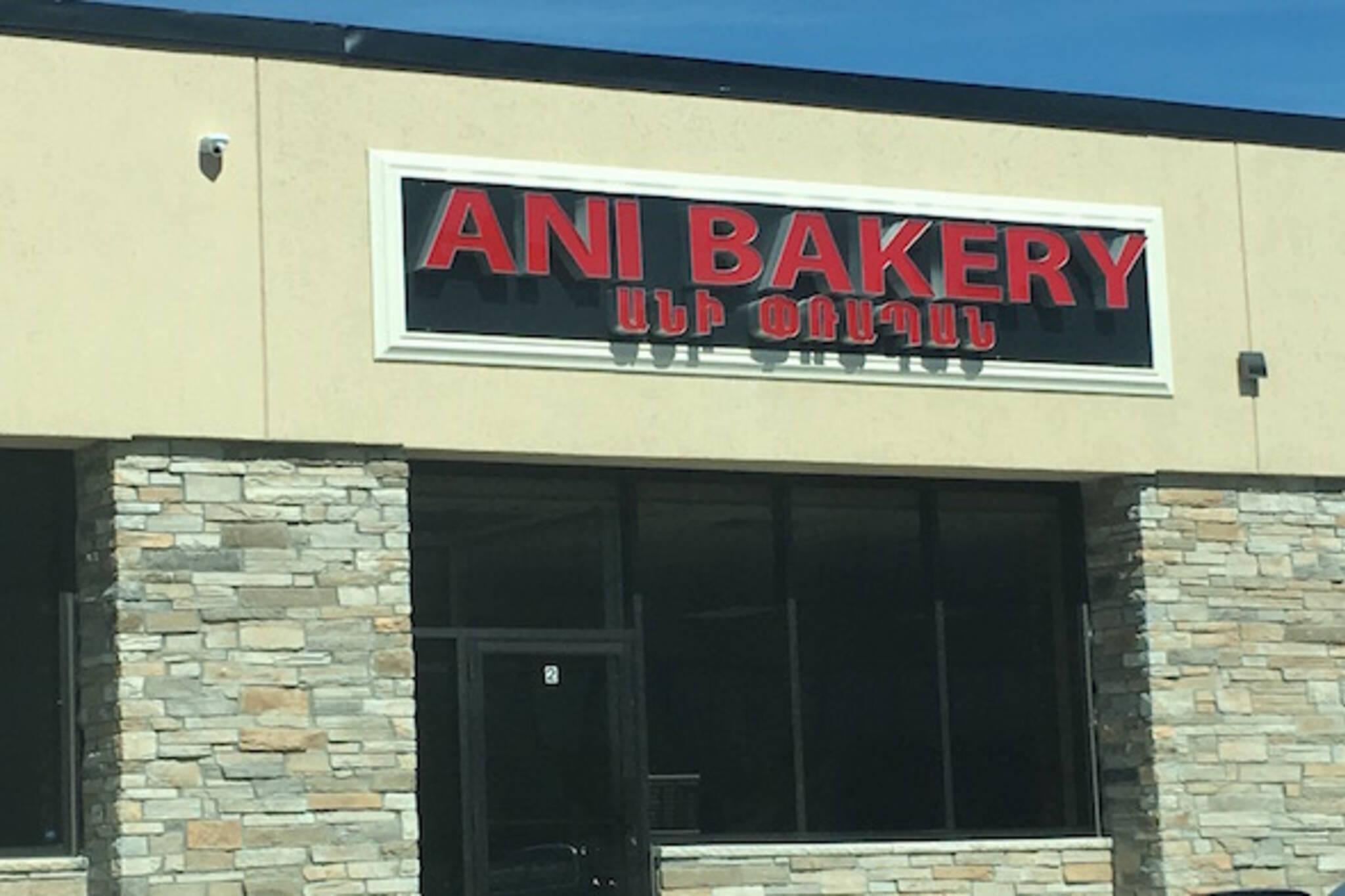 Ani Bakery Toronto